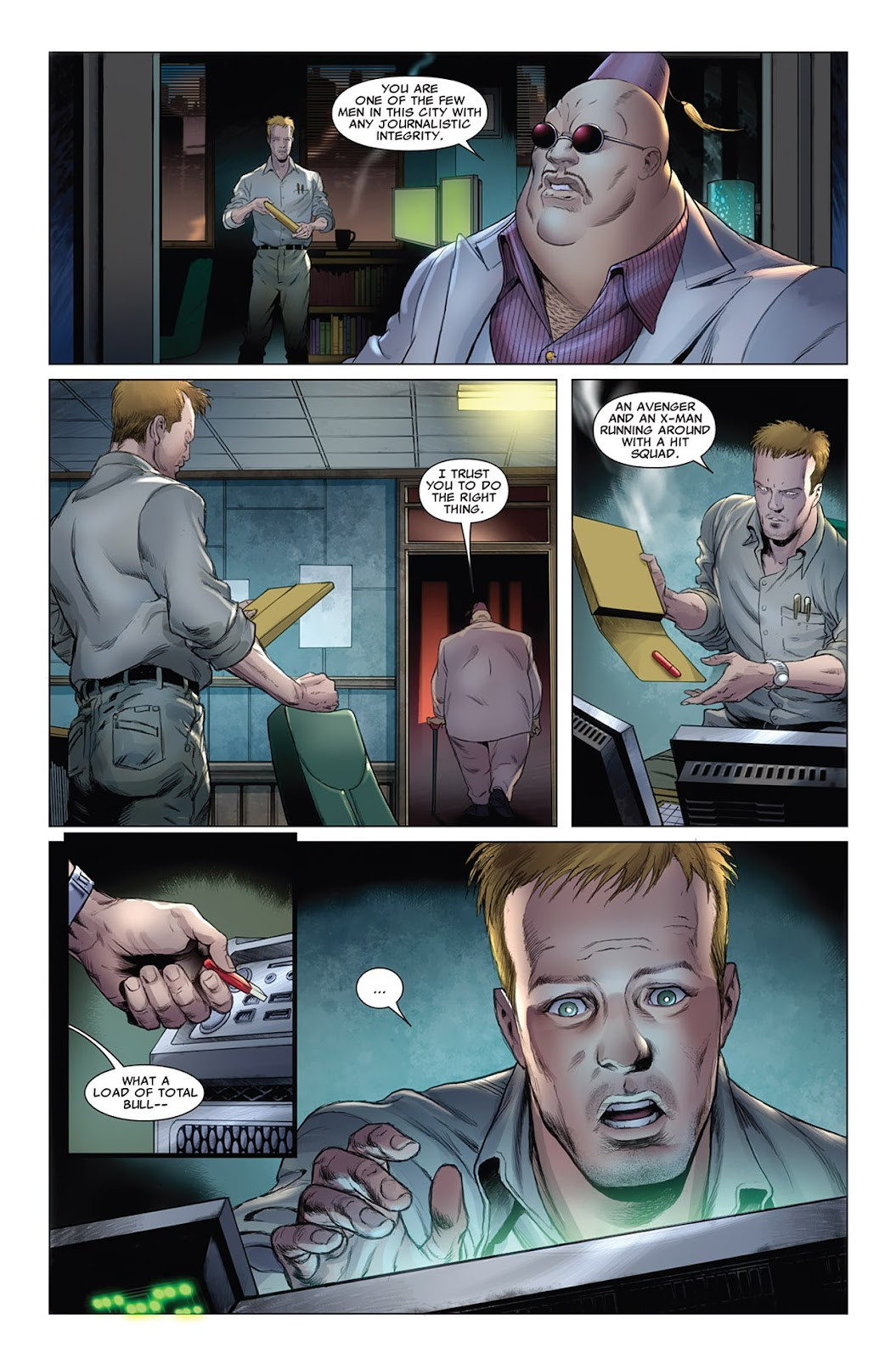 Uncanny X-Force (2010) Issue #10 #11 - English 5