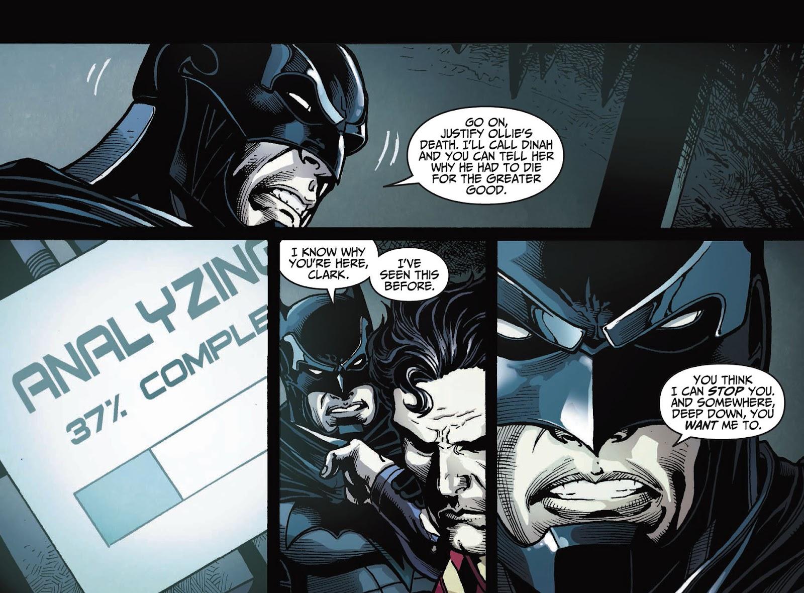 Injustice: Gods Among Us [I] Issue #35 #36 - English 11