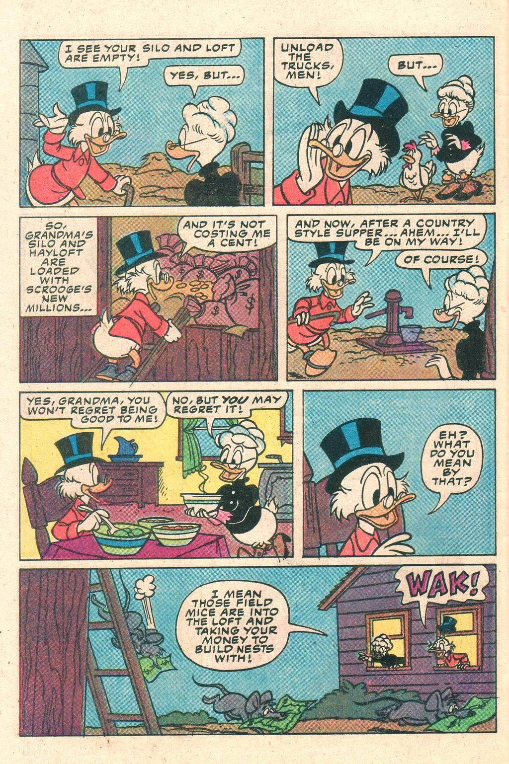 Uncle Scrooge (1953) Issue #199 #199 - English 8