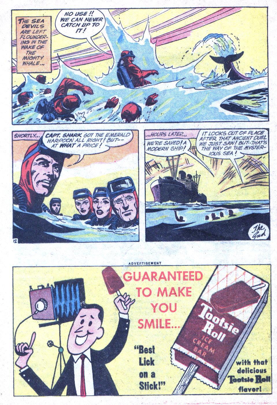 Read online Sea Devils comic -  Issue #1 - 33