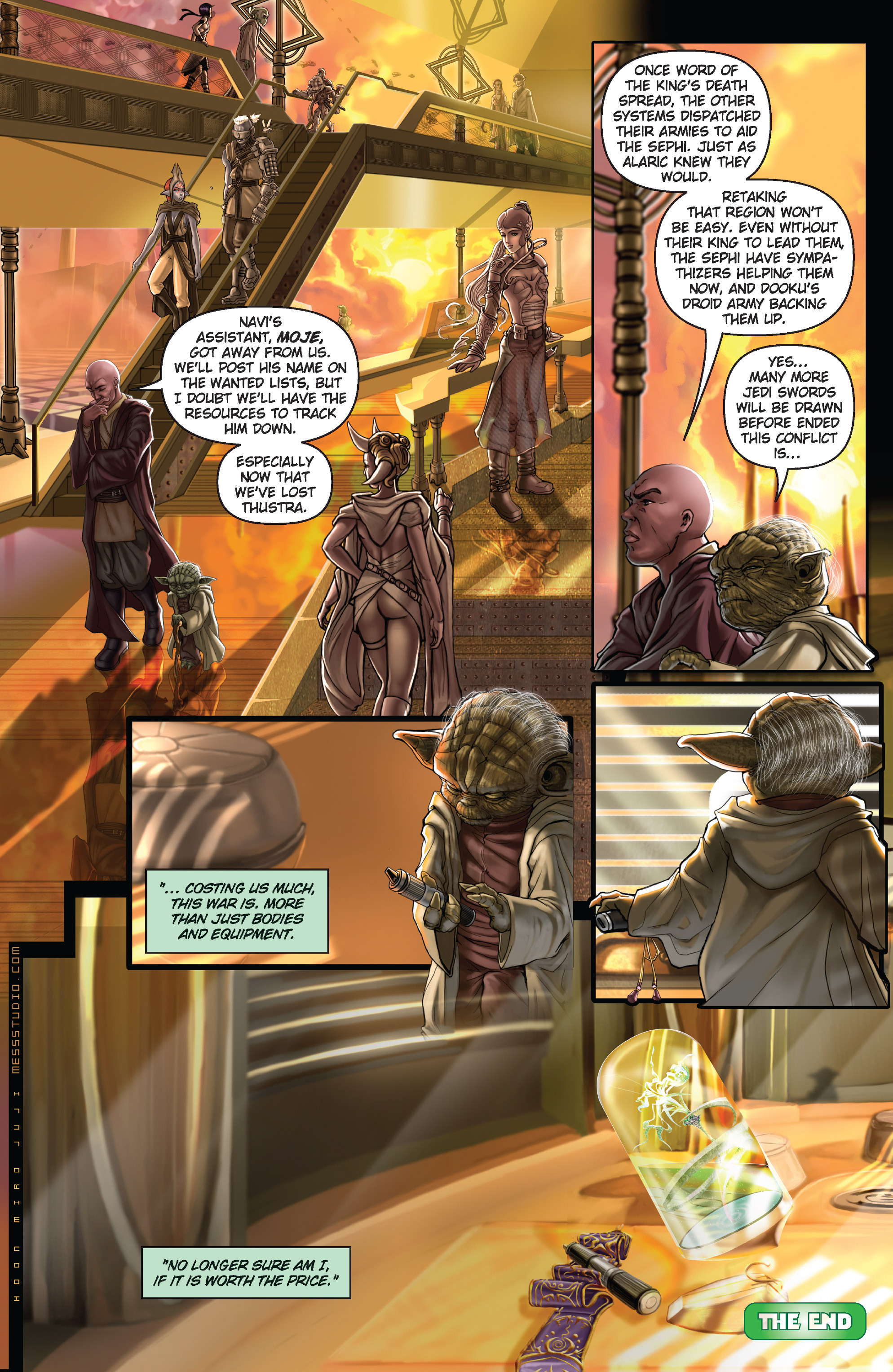 Star Wars Legends Epic Collection: The Clone Wars chap 2 pic 189