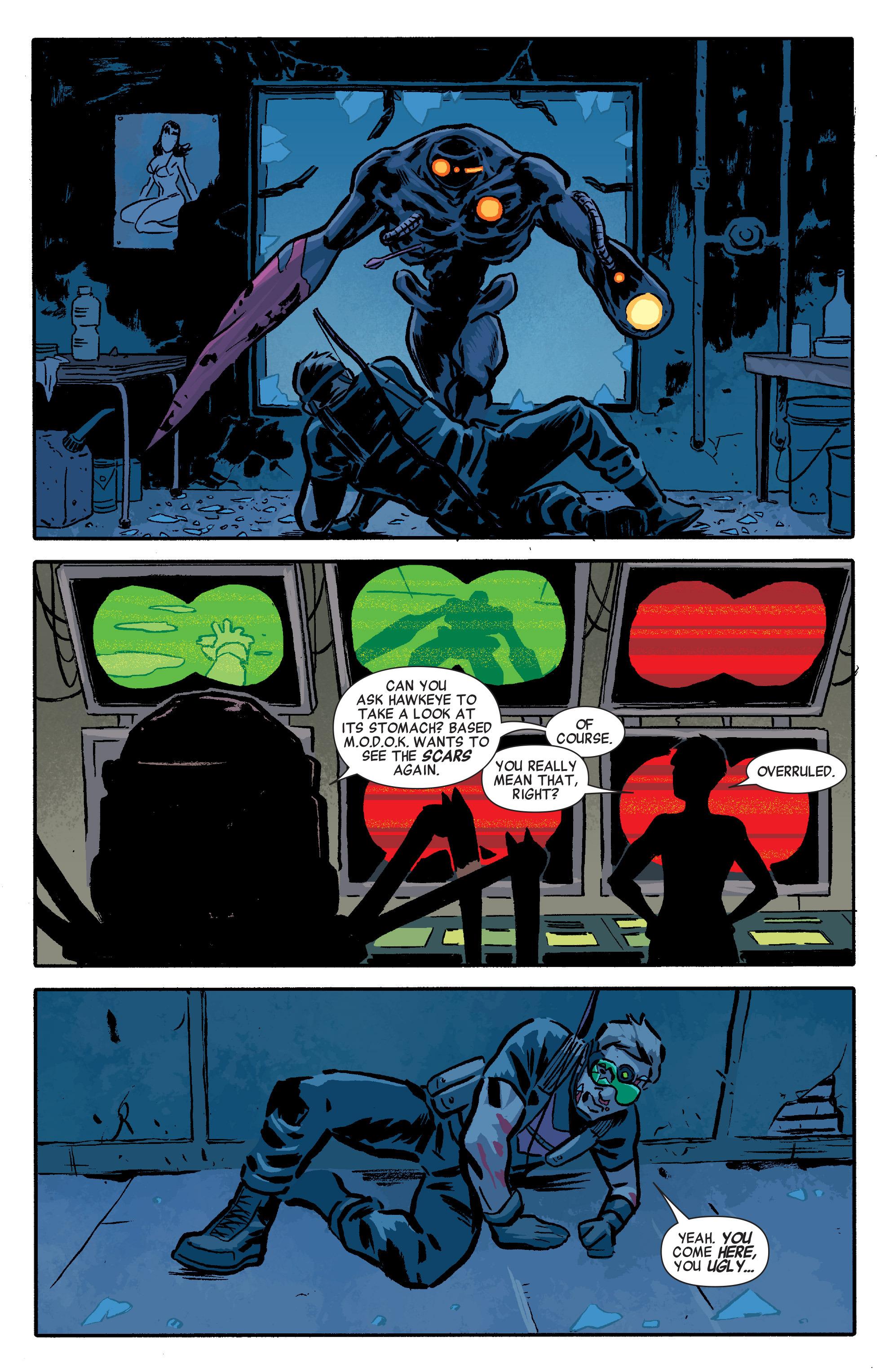 Read online Secret Avengers (2014) comic -  Issue #4 - 16