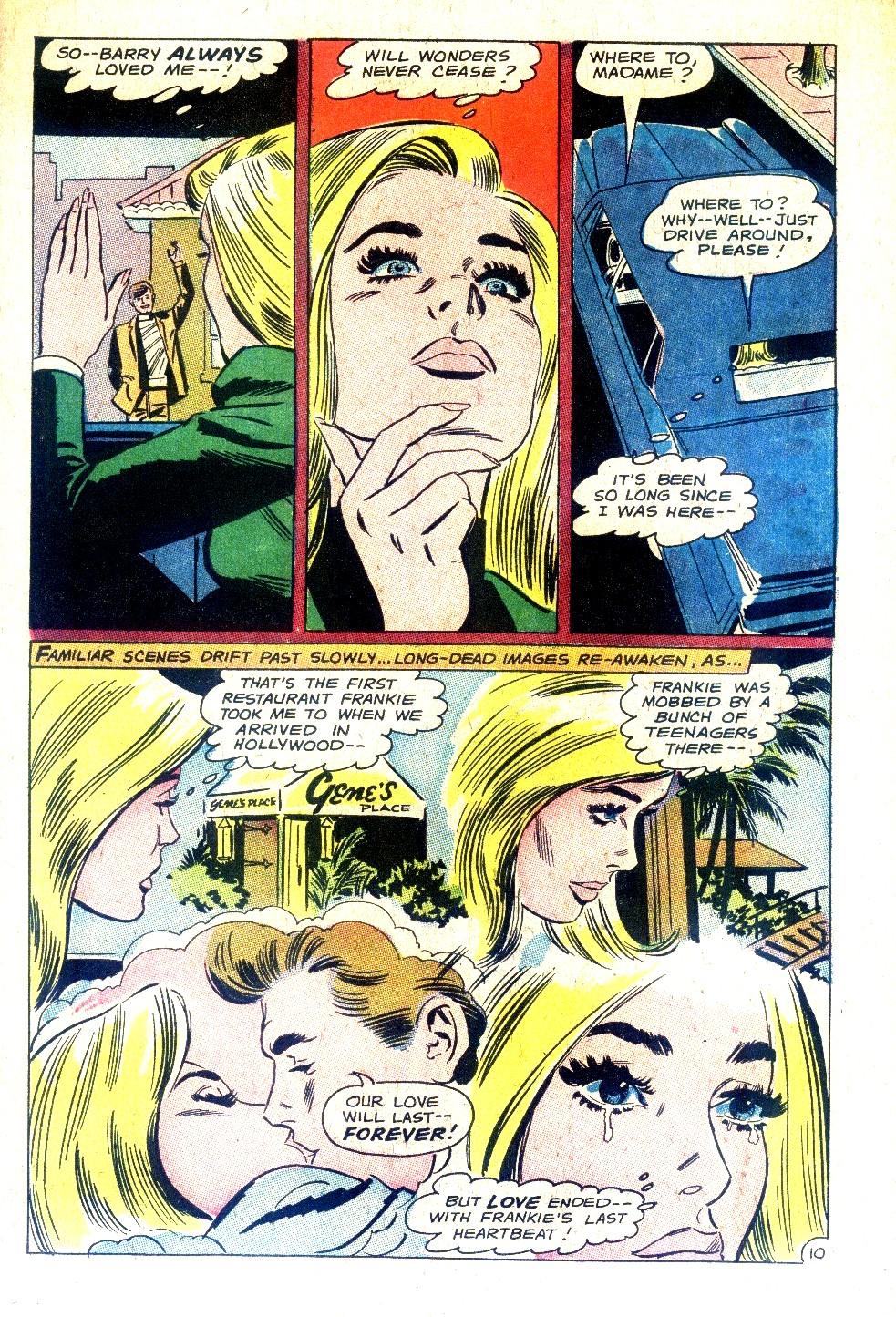 Read online Secret Hearts comic -  Issue #128 - 27