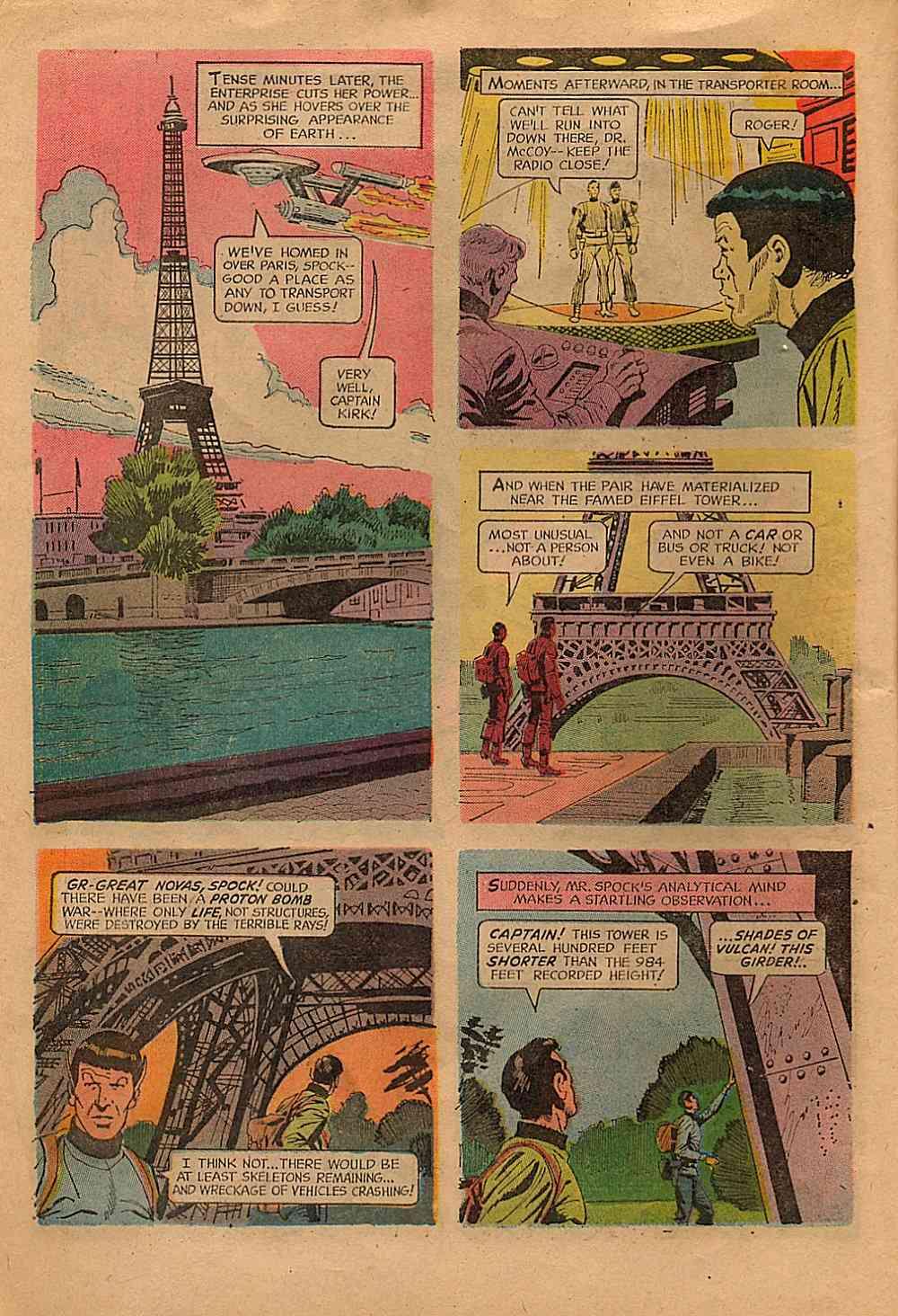 Star Trek (1967) Issue #7 #7 - English 5