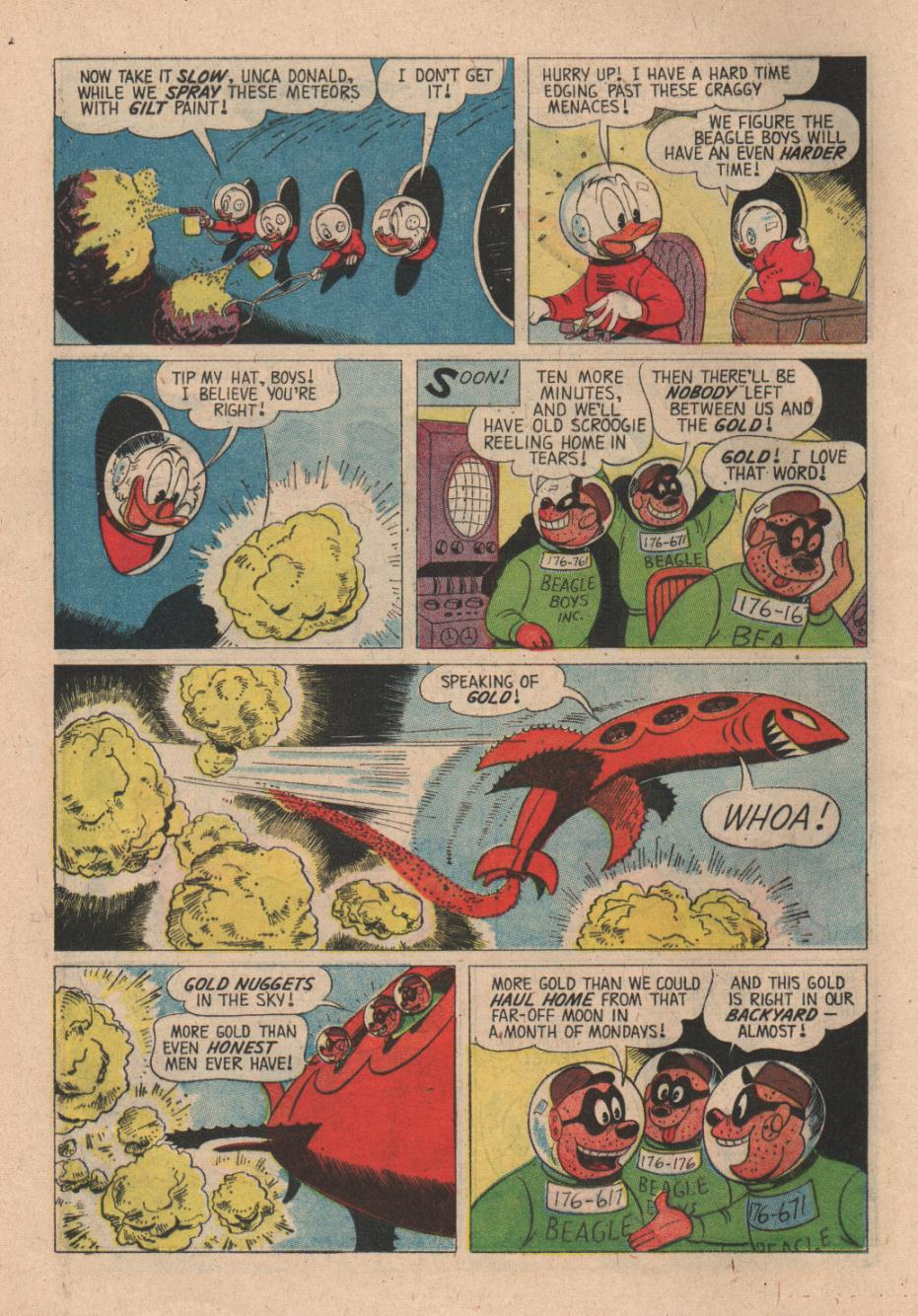 Uncle Scrooge (1953) Issue #24 #24 - English 12