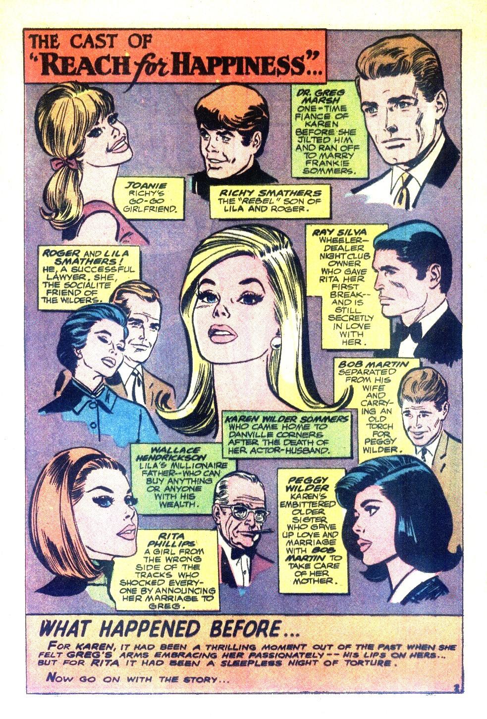 Read online Secret Hearts comic -  Issue #126 - 20