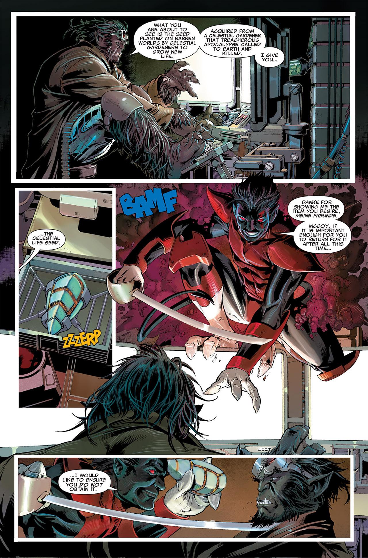 Uncanny X-Force (2010) #11 #26 - English 10