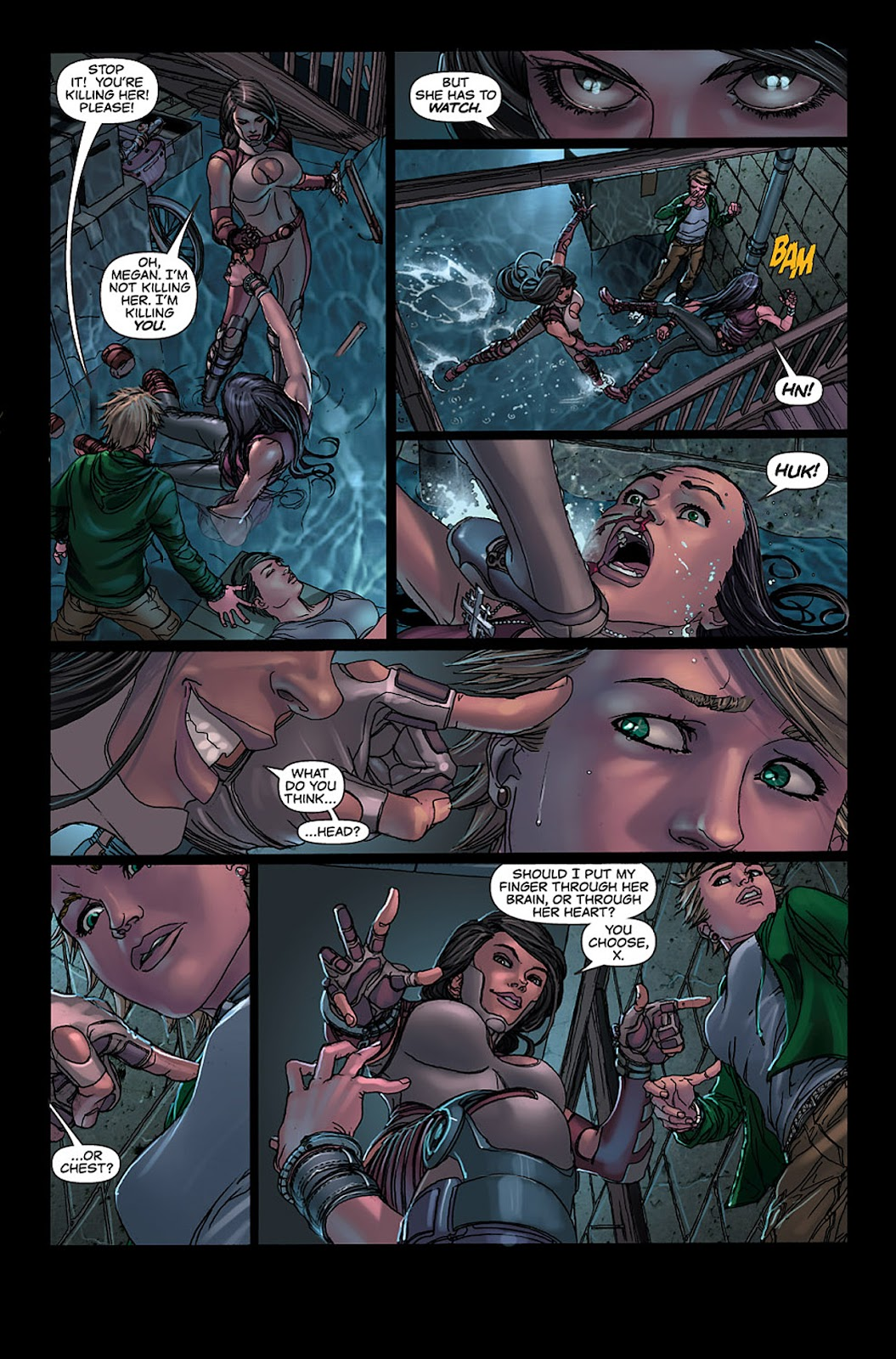 X-23: Target X Issue #5 #5 - English 9
