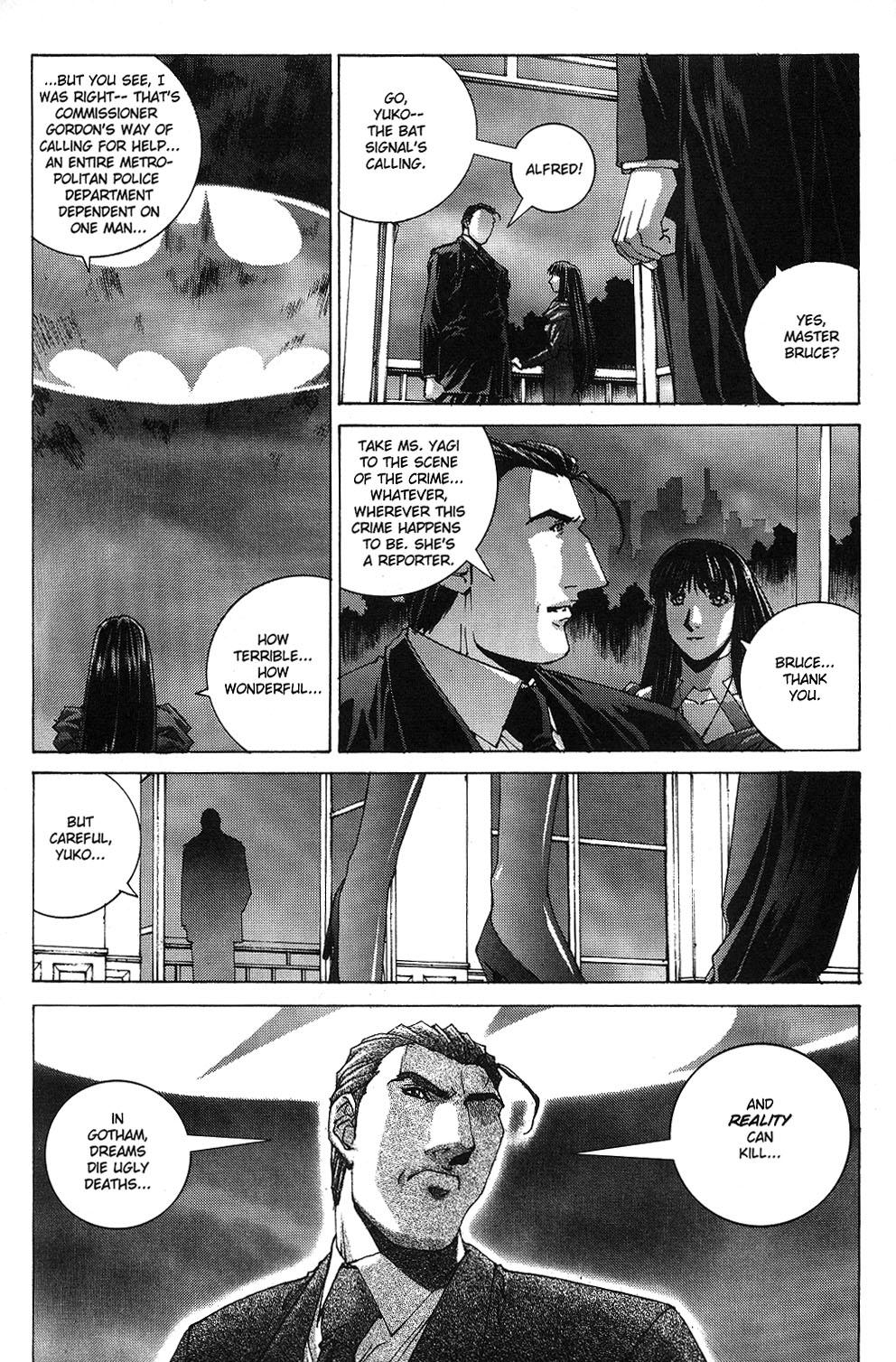 Read online Batman: Child of Dreams comic -  Issue # Full - 73