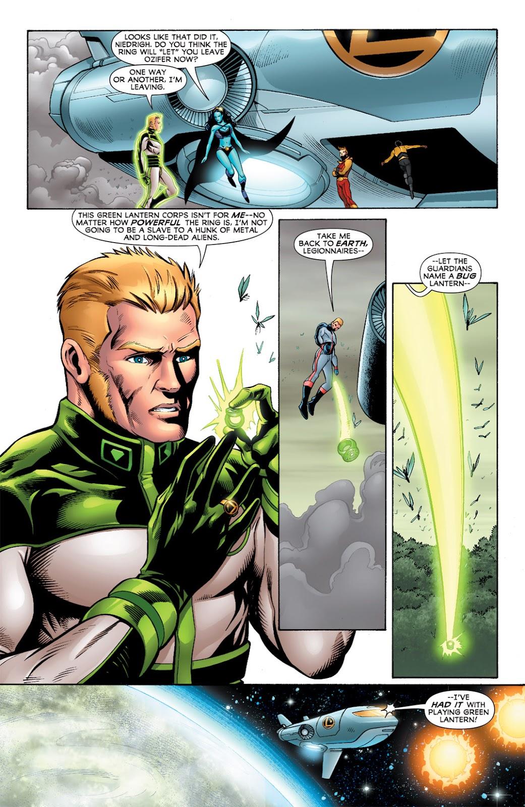 Legion of Super-Heroes (2010) Issue #3 #4 - English 29