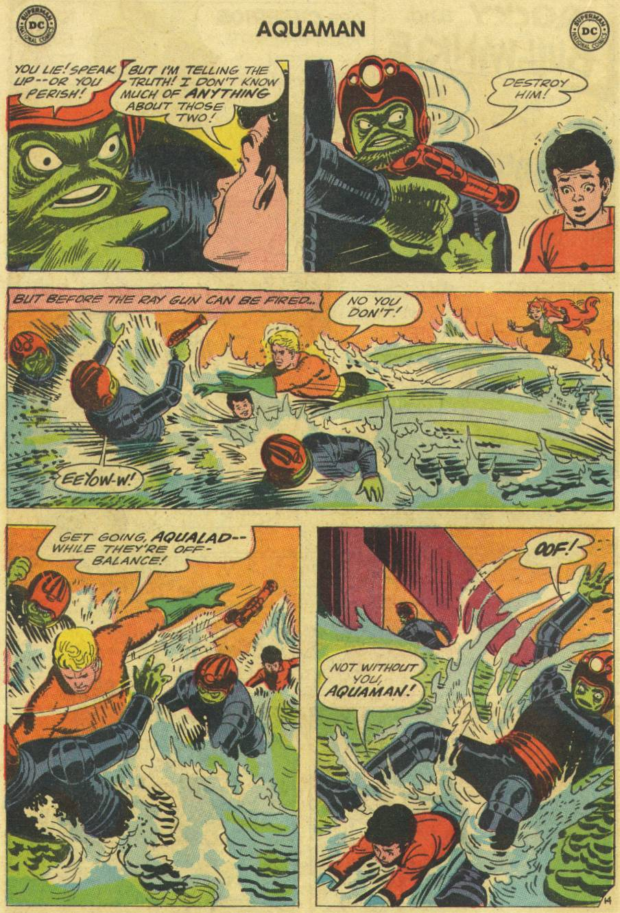 Aquaman (1962) Issue #16 #16 - English 20