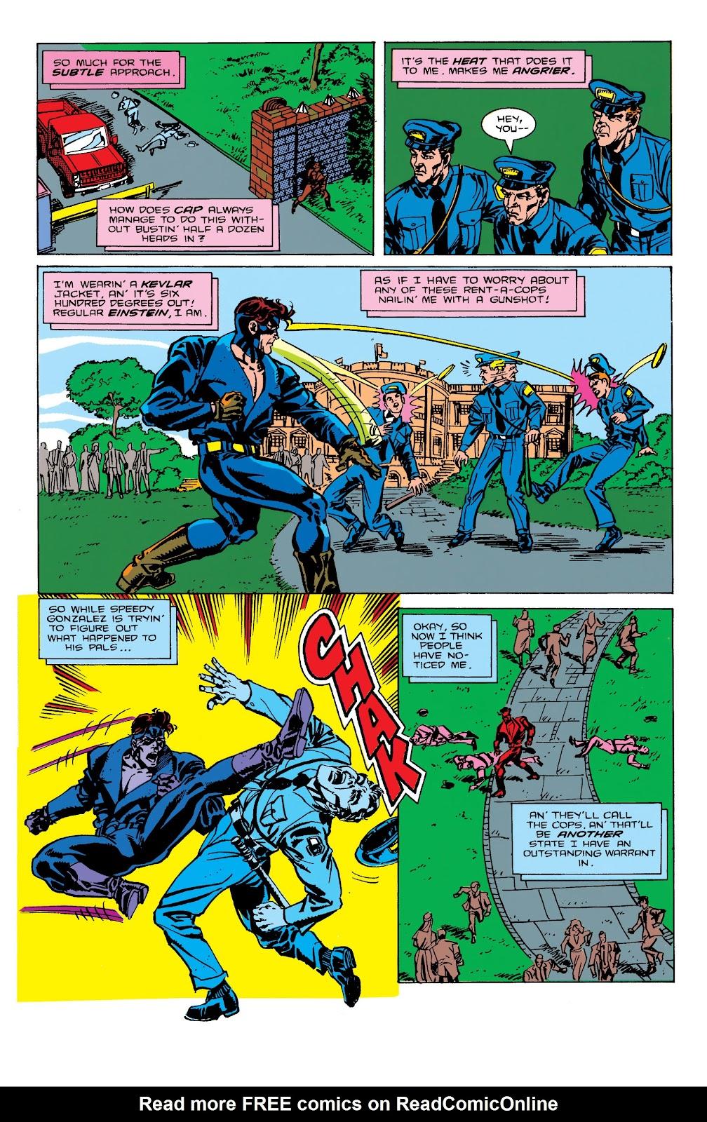 Captain America (1968) _Annual 9 #9 - English 52