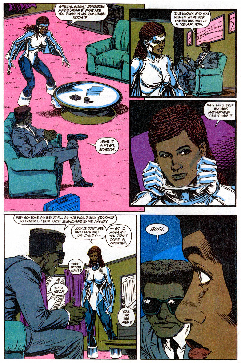 Captain Marvel (1989) 2 Page 10