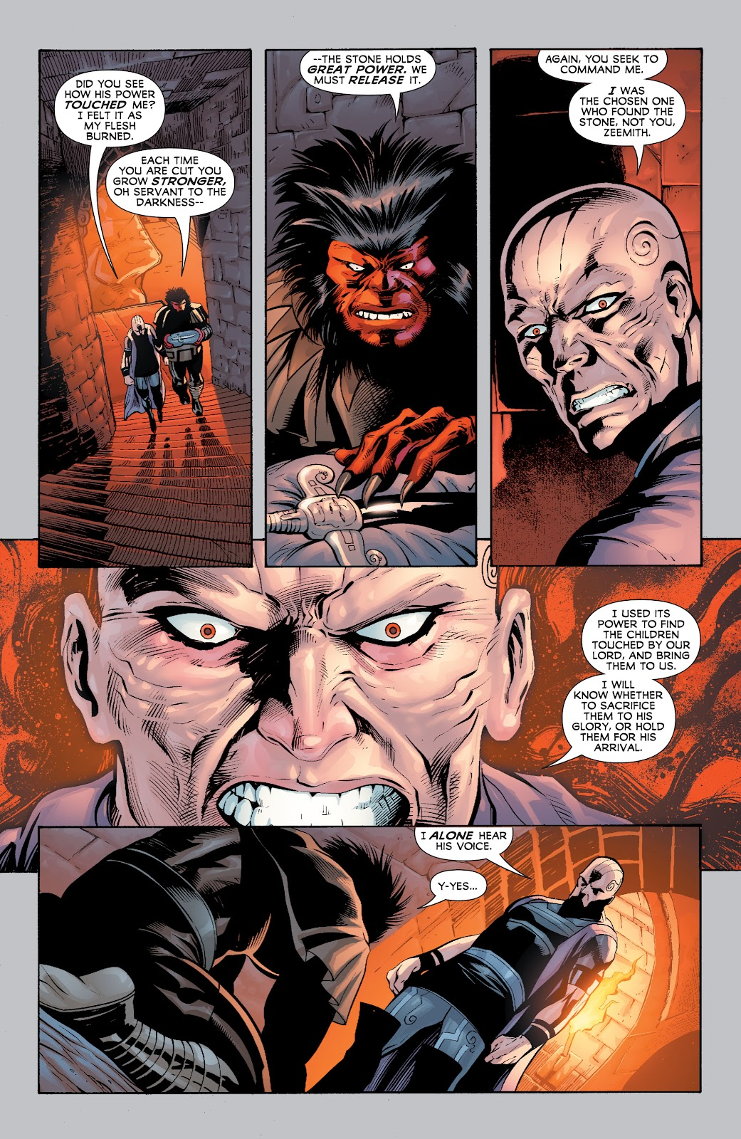 Legion of Super-Heroes (2010) Issue #4 #5 - English 6