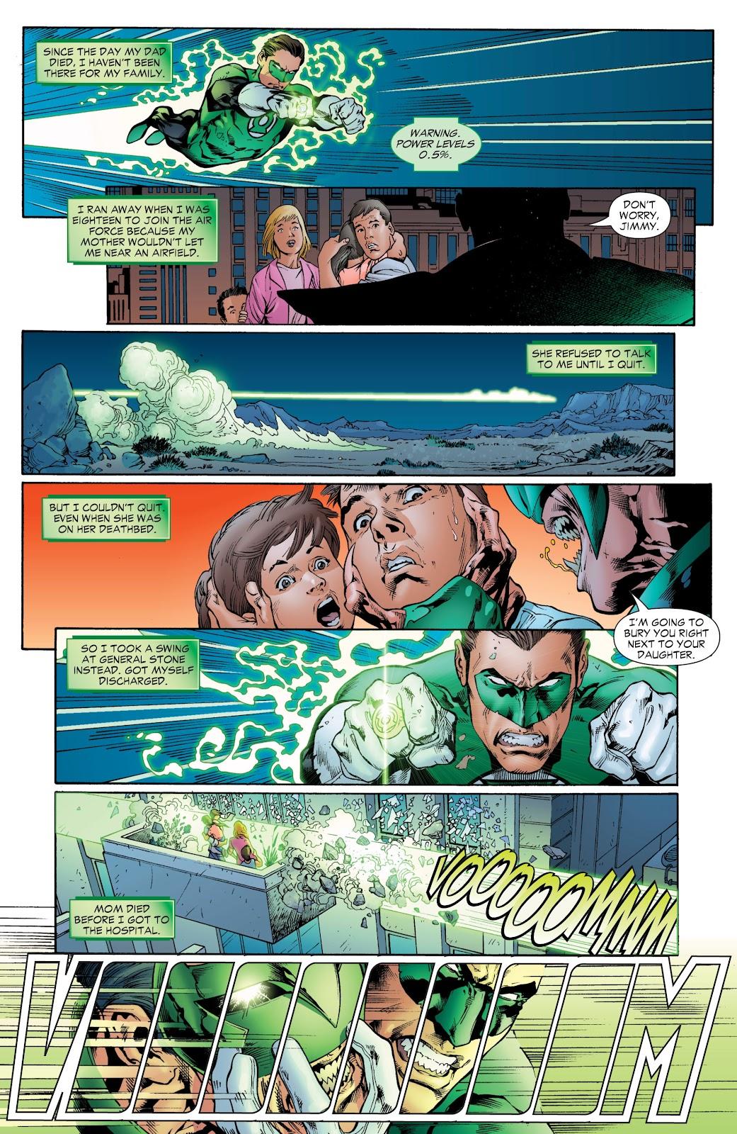 Green Lantern: The Sinestro Corps War Full #1 - English 187