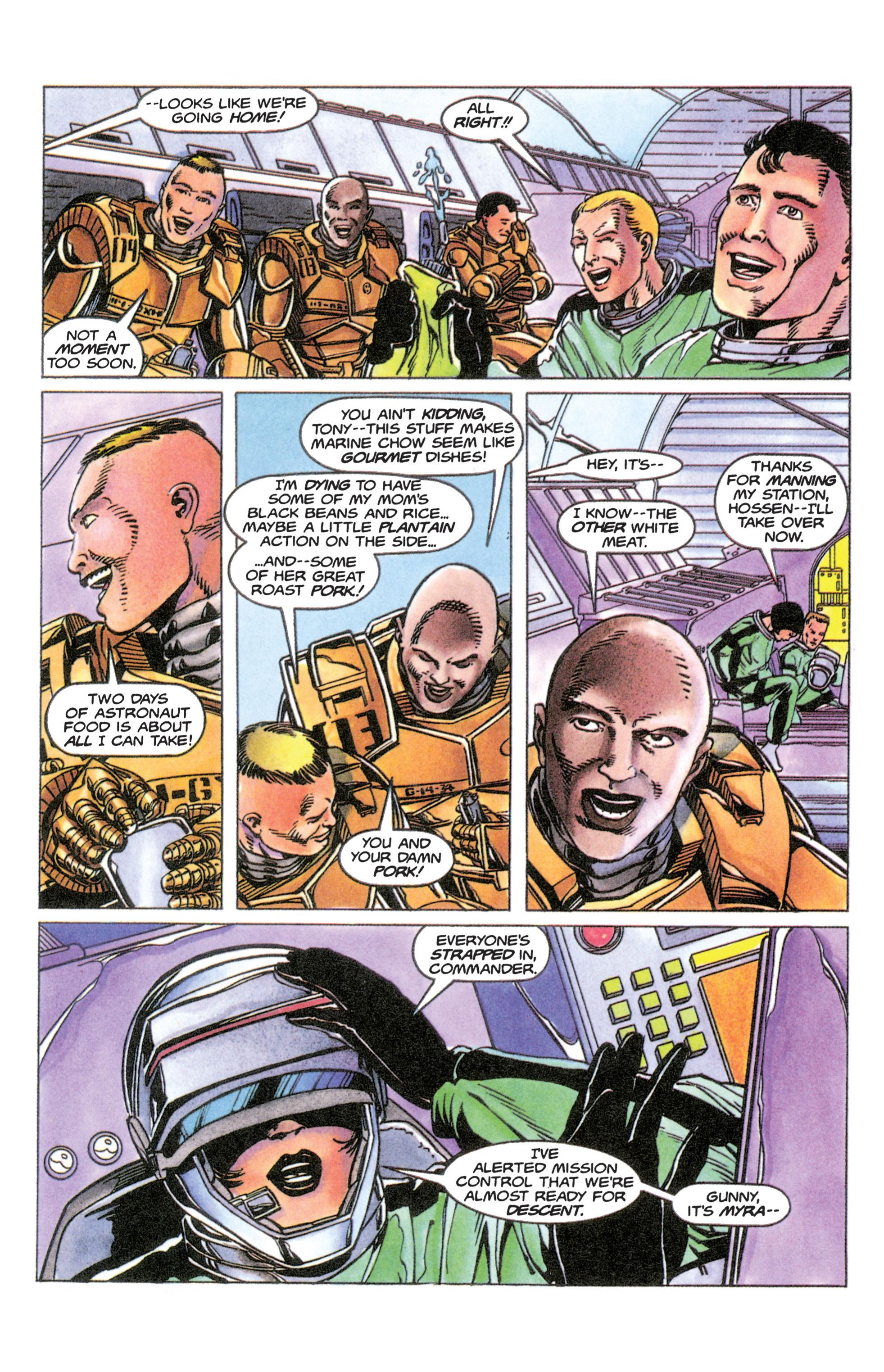 Armorines (1994) 6 Page 5