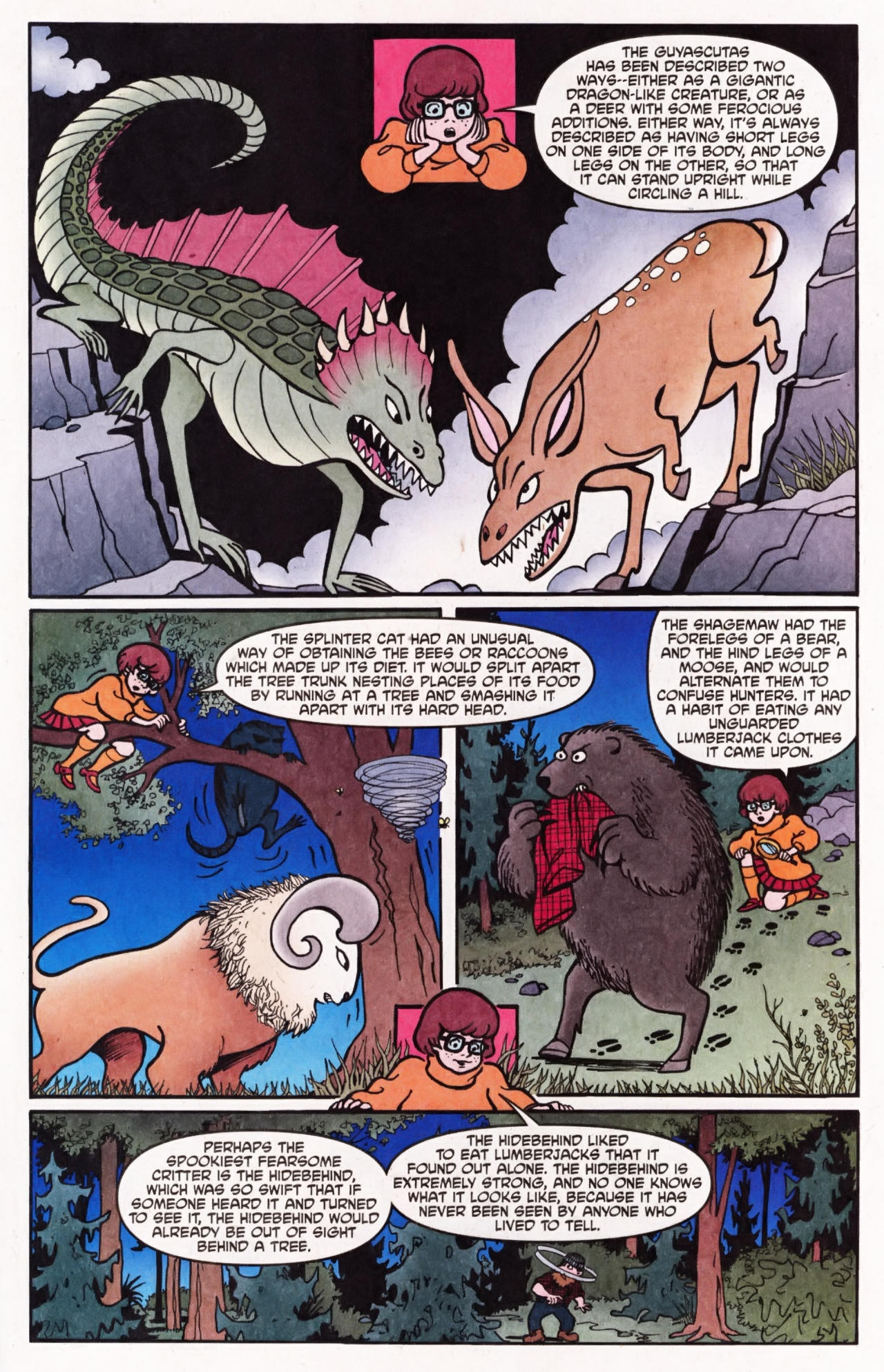 Read online Scooby-Doo (1997) comic -  Issue #134 - 20