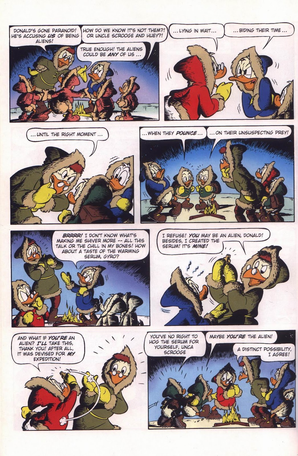 Uncle Scrooge (1953) Issue #312 #312 - English 42