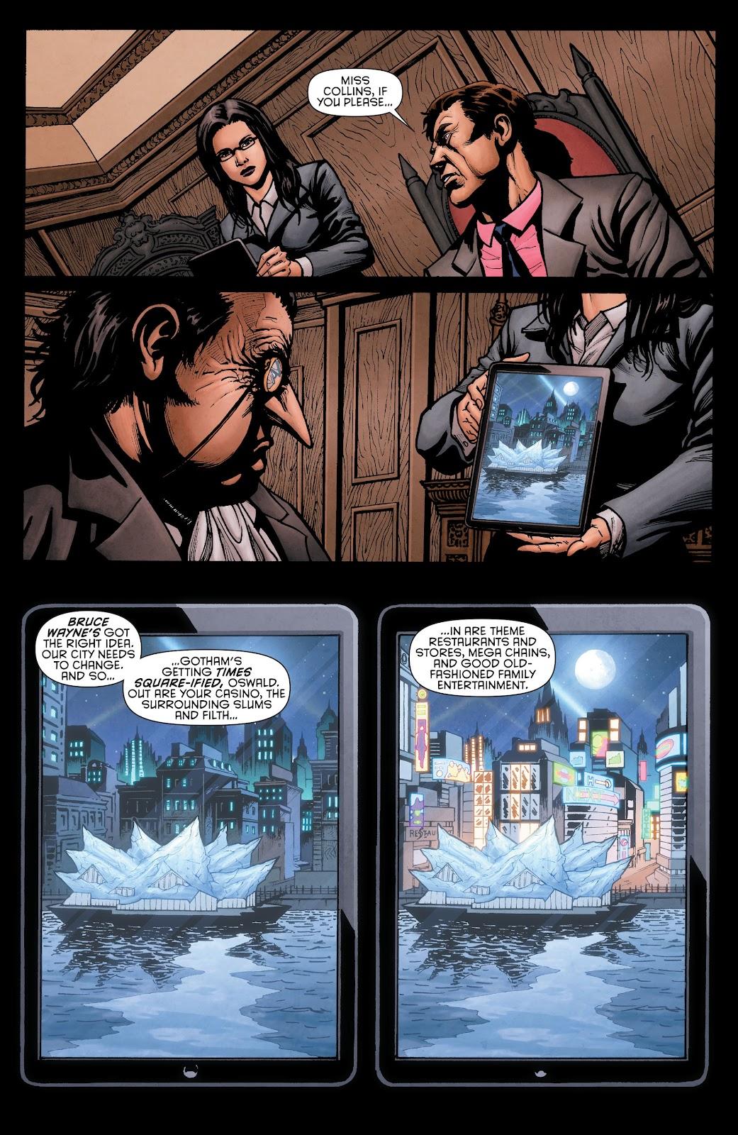 Batman (2011) Issue #23.3 #41 - English 12