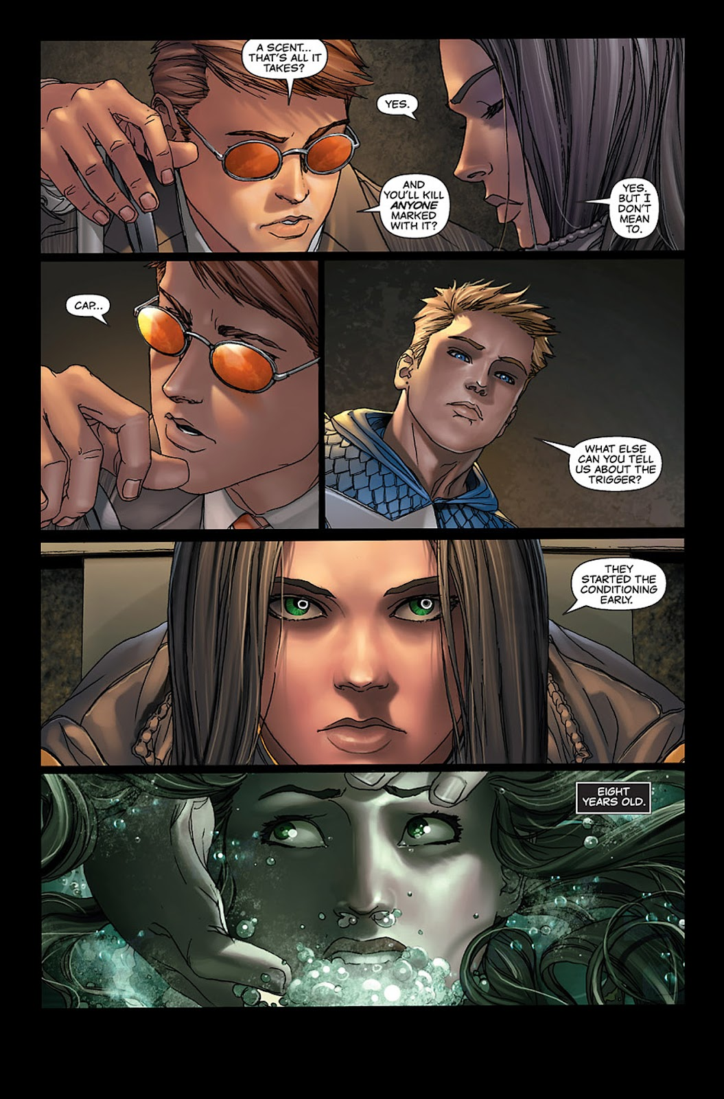 X-23: Target X Issue #3 #3 - English 2