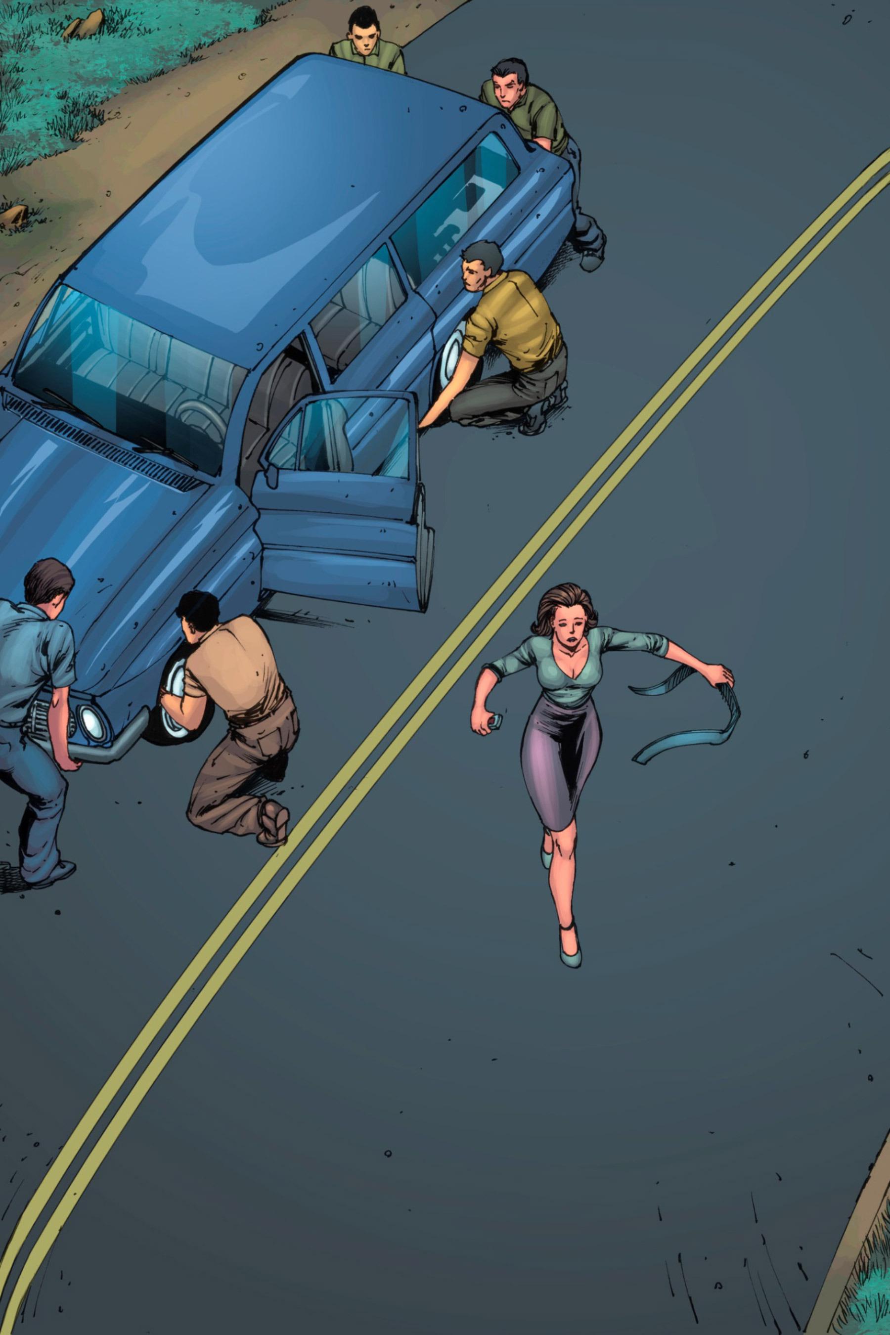 Read online Z-Men comic -  Issue #3 - 40