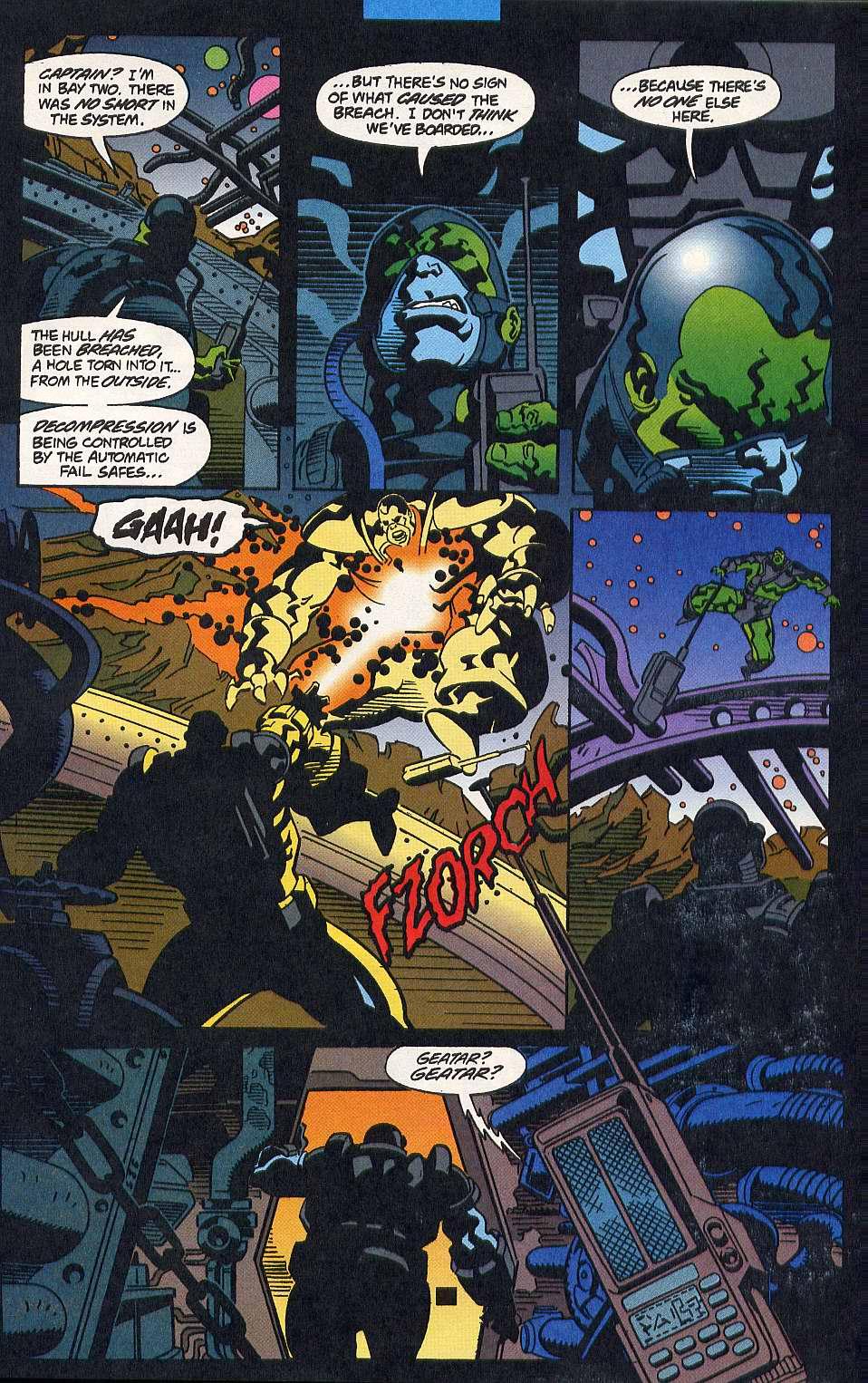 Read online Secret Defenders comic -  Issue #10 - 14