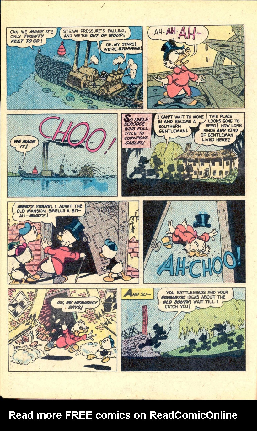 Uncle Scrooge (1953) Issue #155 #155 - English 22