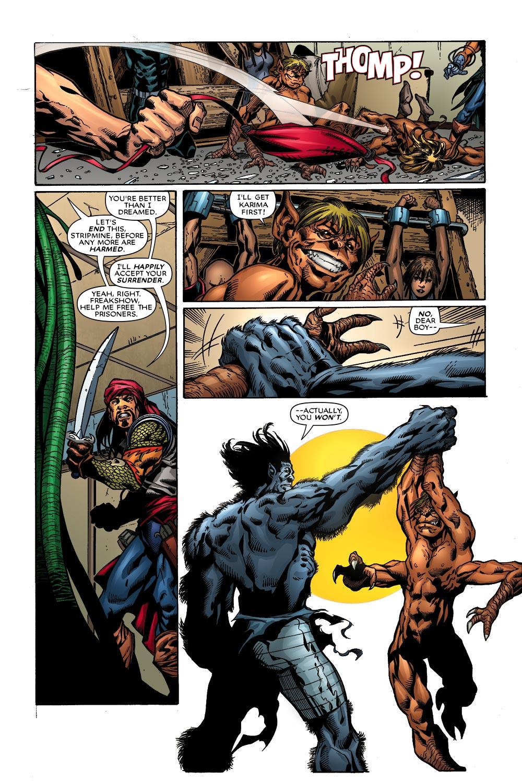 Excalibur (2004) Issue #7 #7 - English 21