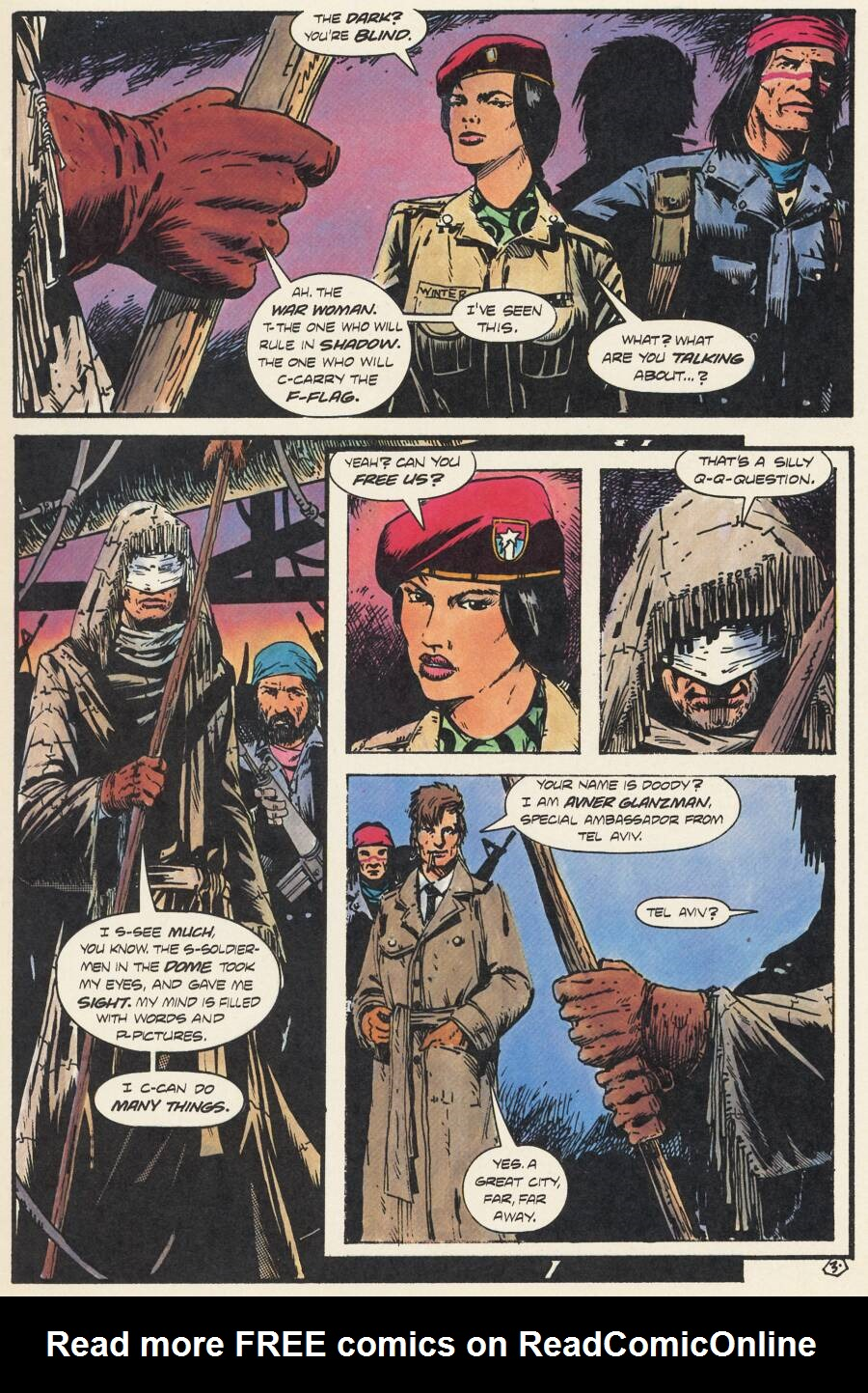 Read online Scout comic -  Issue #13 - 5