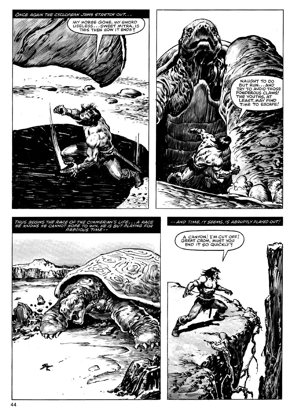 Of Conan  #164 - English 44