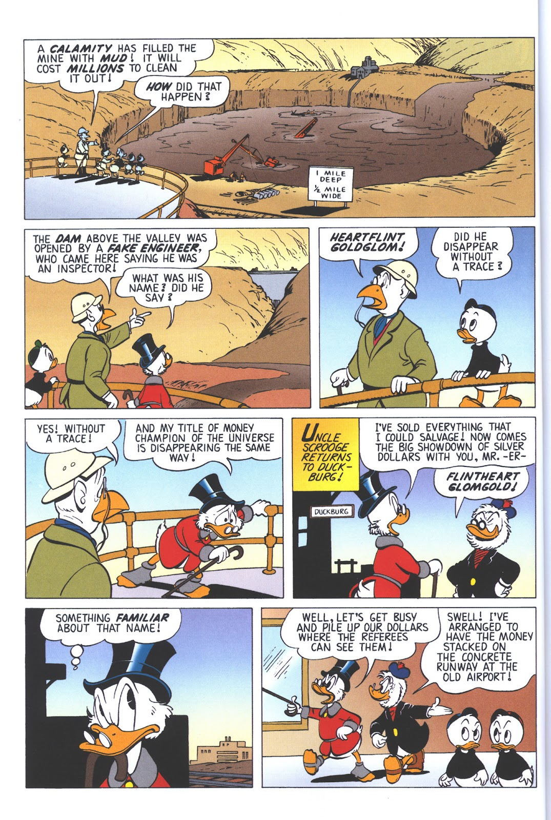 Uncle Scrooge (1953) Issue #382 #382 - English 10
