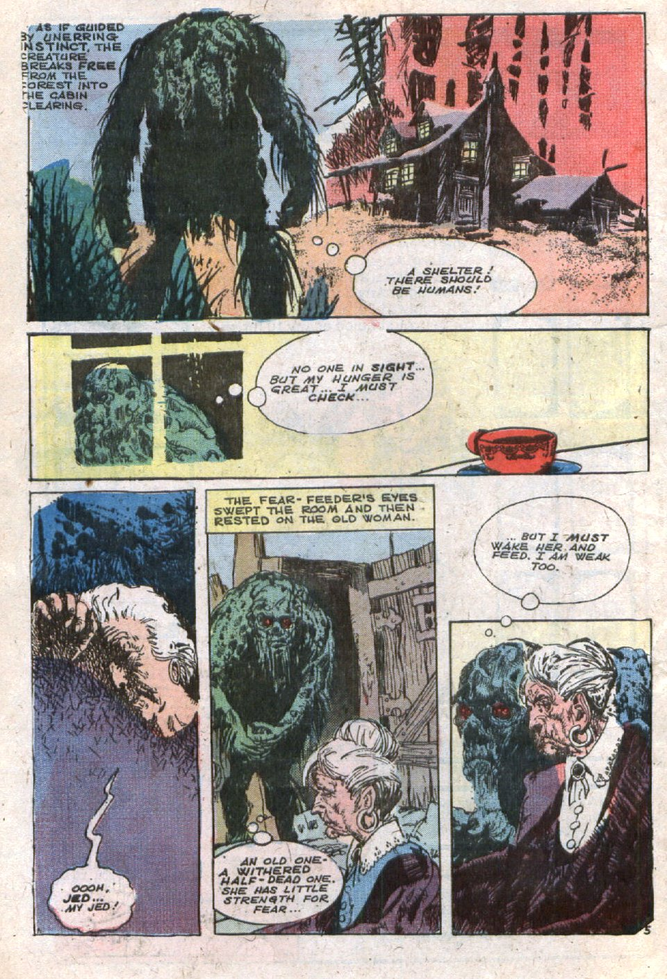 Read online Scary Tales comic -  Issue #4 - 8