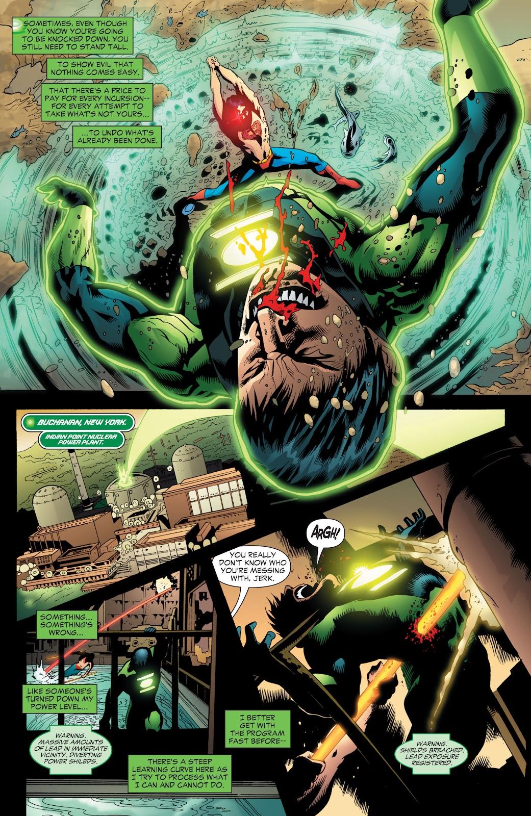 Green Lantern: The Sinestro Corps War Full #1 - English 227