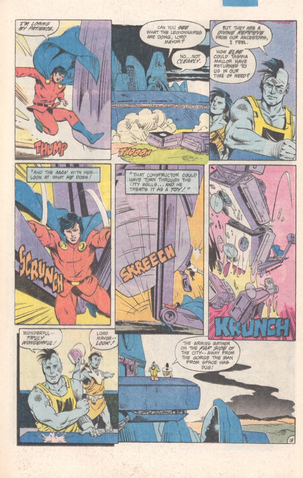 Tales of the Legion Issue #318 #5 - English 19