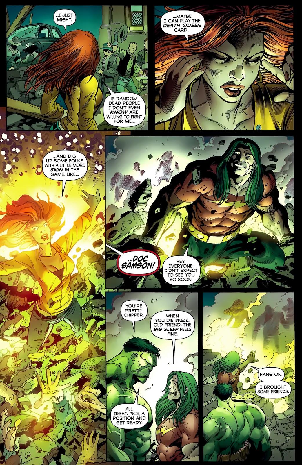 Incredible Hulks (2010) Issue #619 #9 - English 15