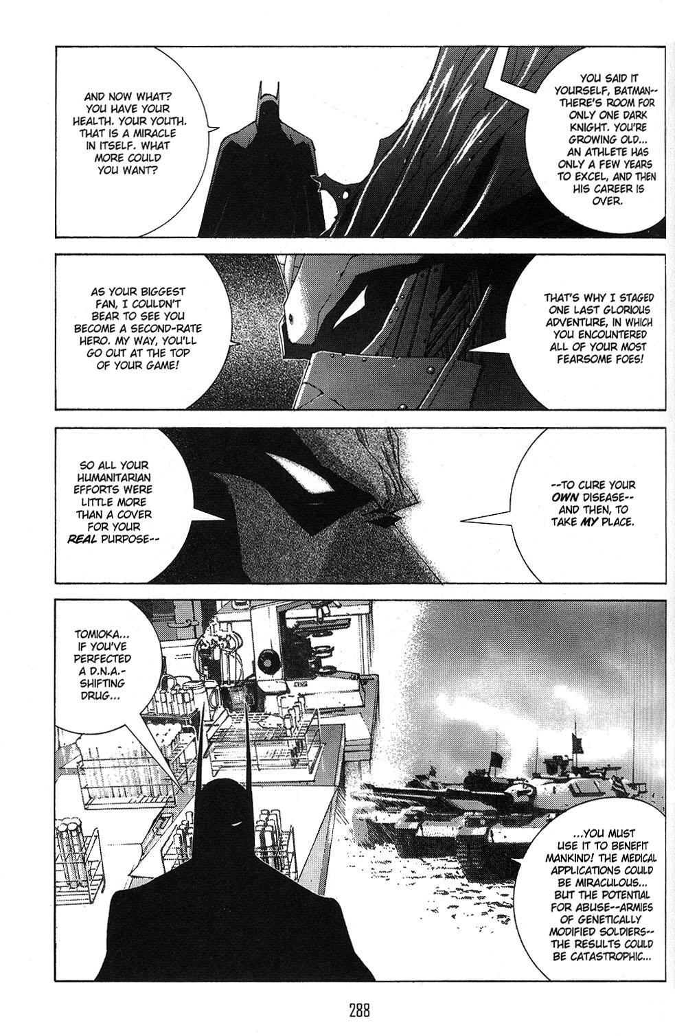 Read online Batman: Child of Dreams comic -  Issue # Full - 273