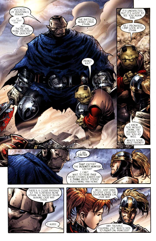 Read online Scion comic -  Issue #18 - 19