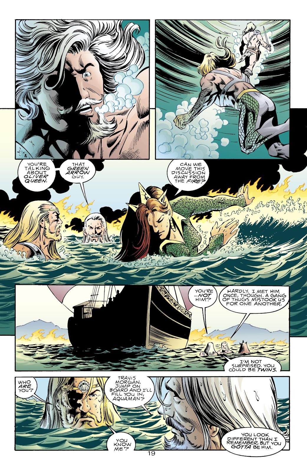 Aquaman (1994) Issue #71 #77 - English 19