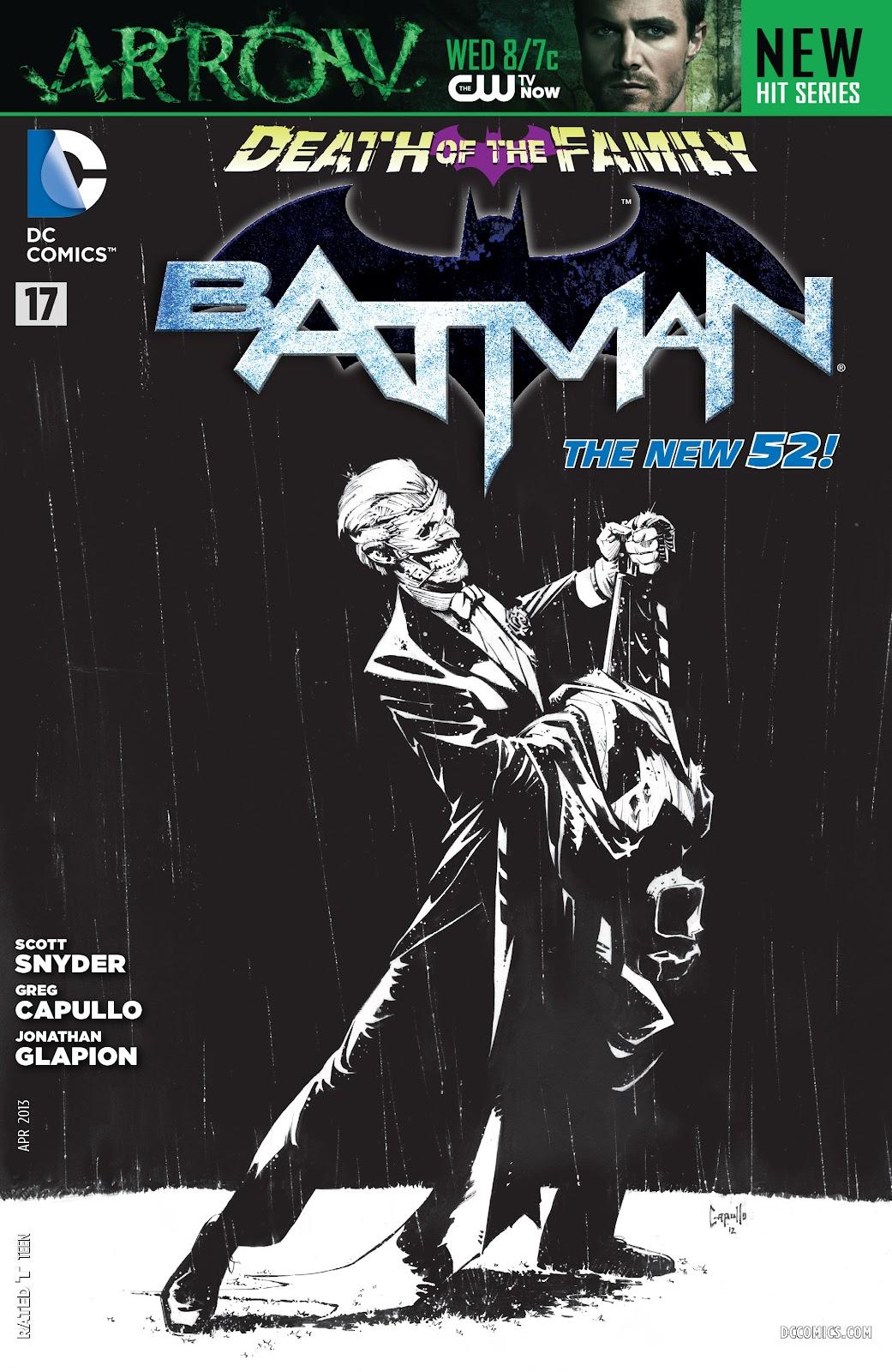 Batman (2011) Issue #17 #32 - English 32