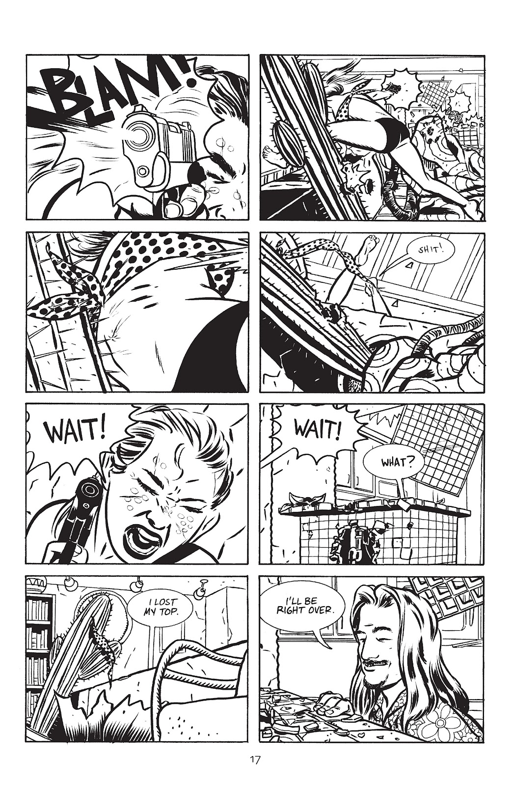 Stray Bullets Issue #10 #10 - English 19