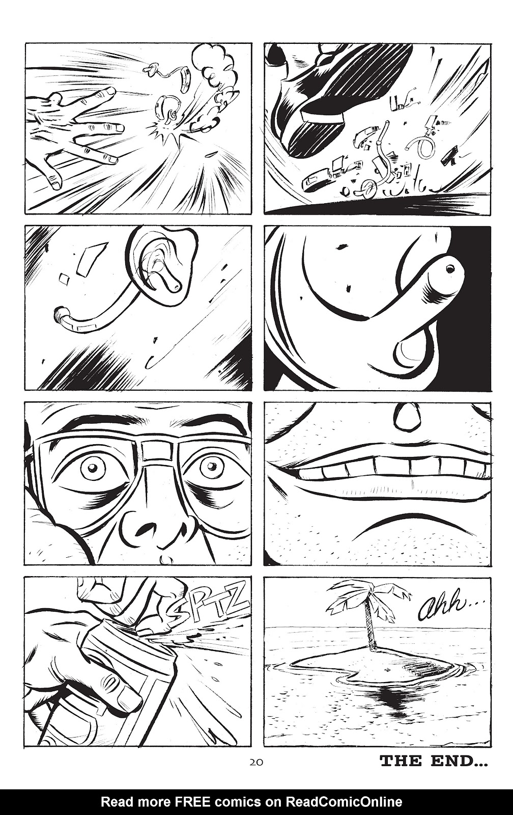 Stray Bullets Issue #40 #40 - English 22