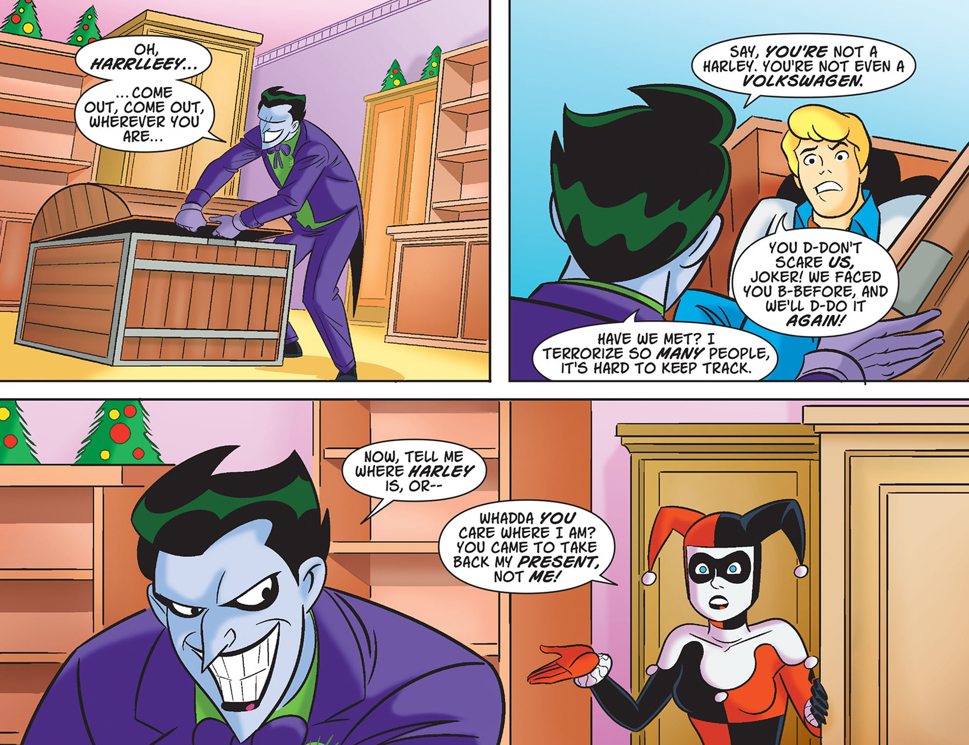 Read online Scooby-Doo! Team-Up comic -  Issue #42 - 10