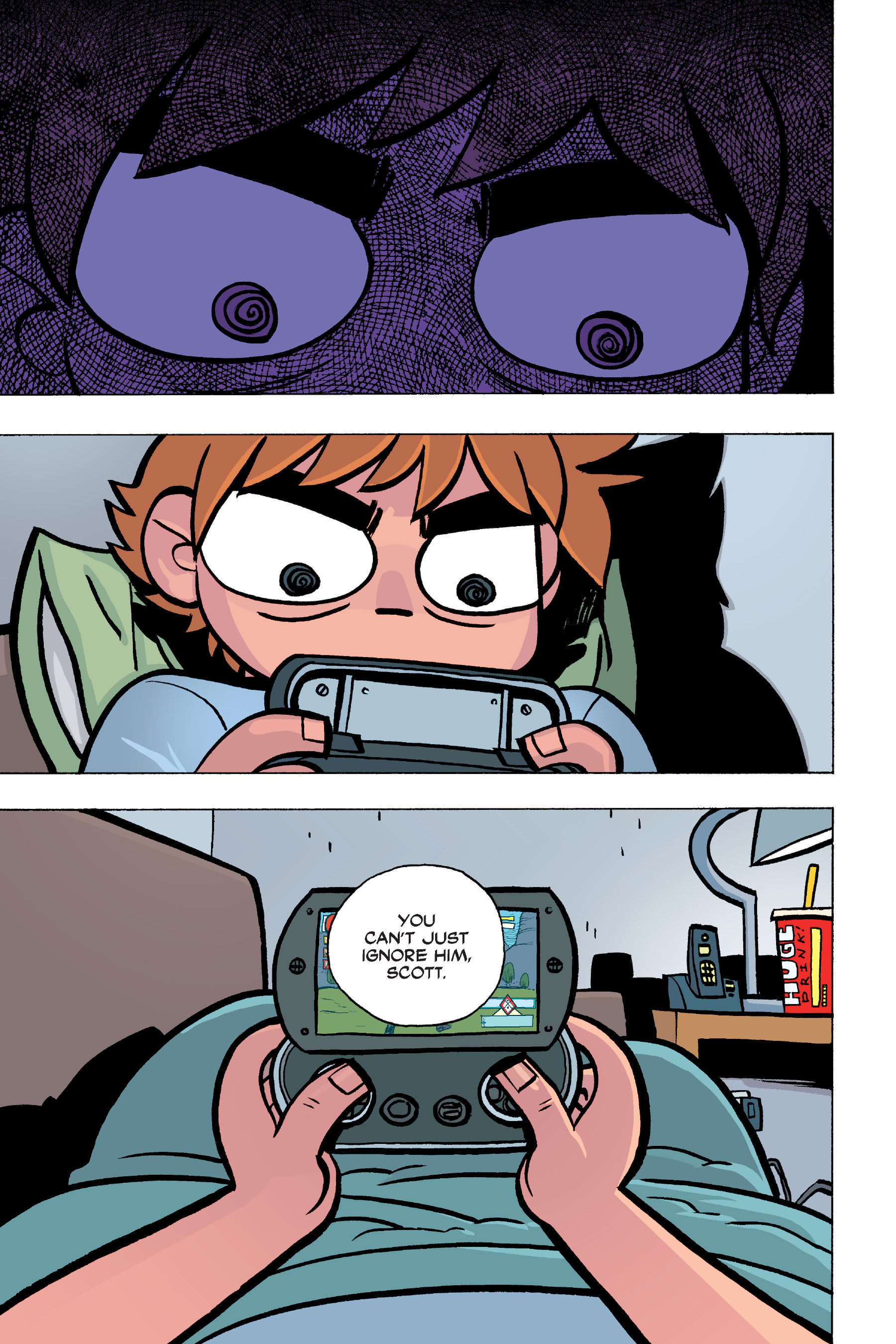 Read online Scott Pilgrim comic -  Issue #6 - 12