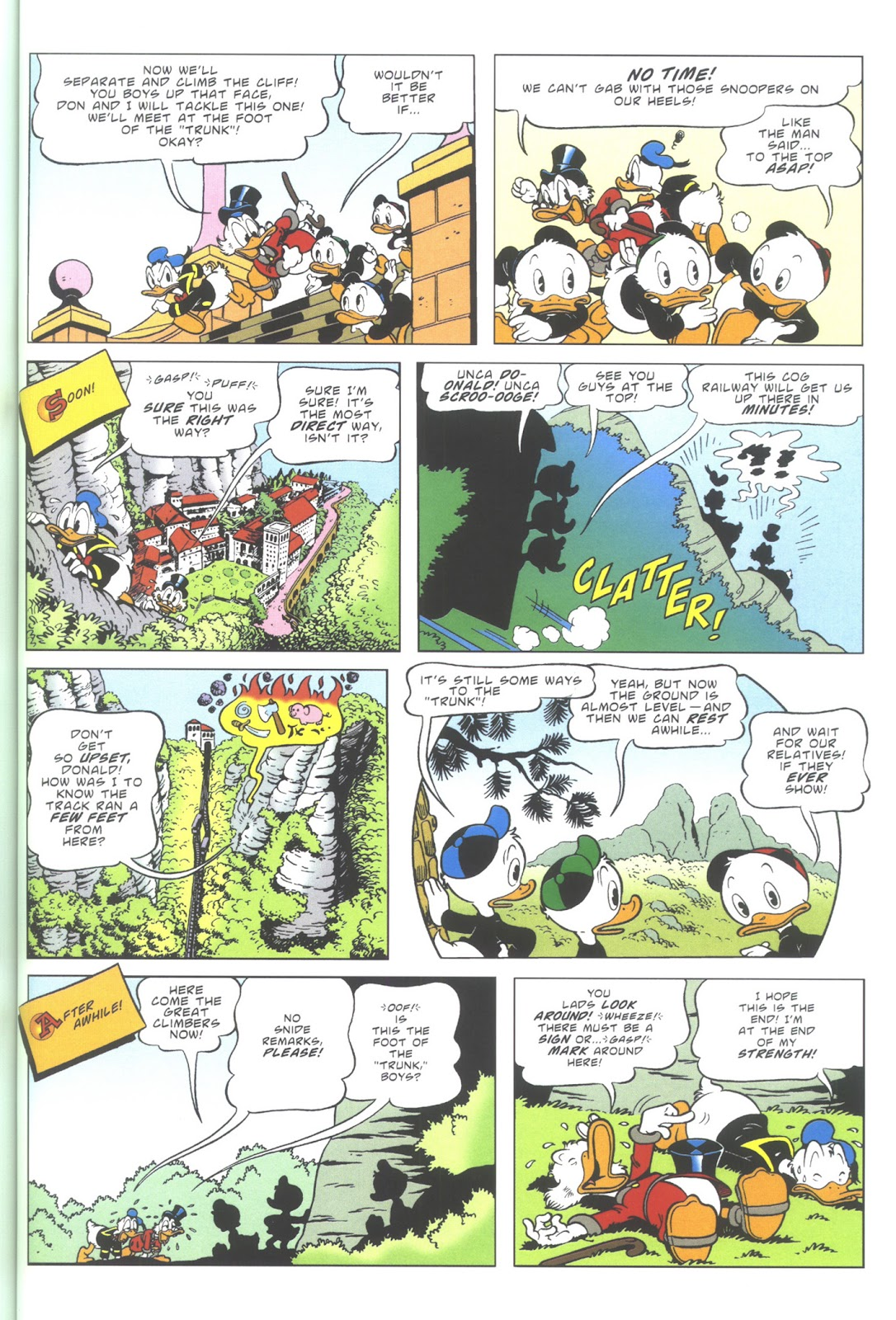 Uncle Scrooge (1953) Issue #353 #353 - English 39