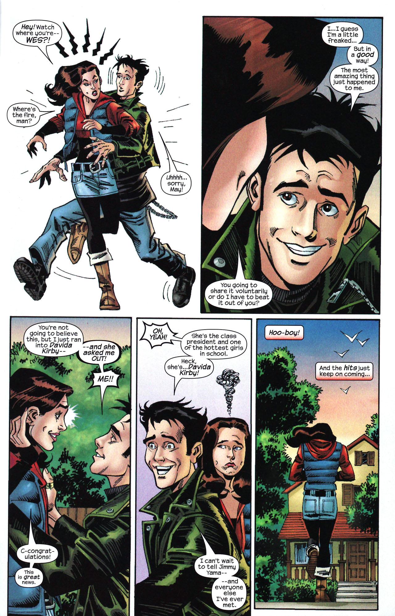 Amazing Spider-Girl #14 #17 - English 22