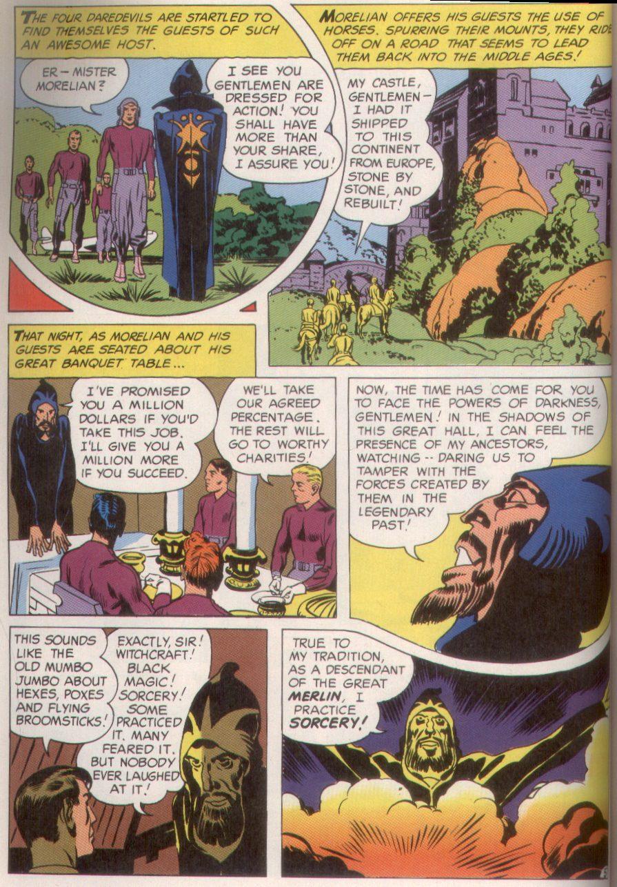 Read online Secret Origins (1961) comic -  Issue # Full - 40