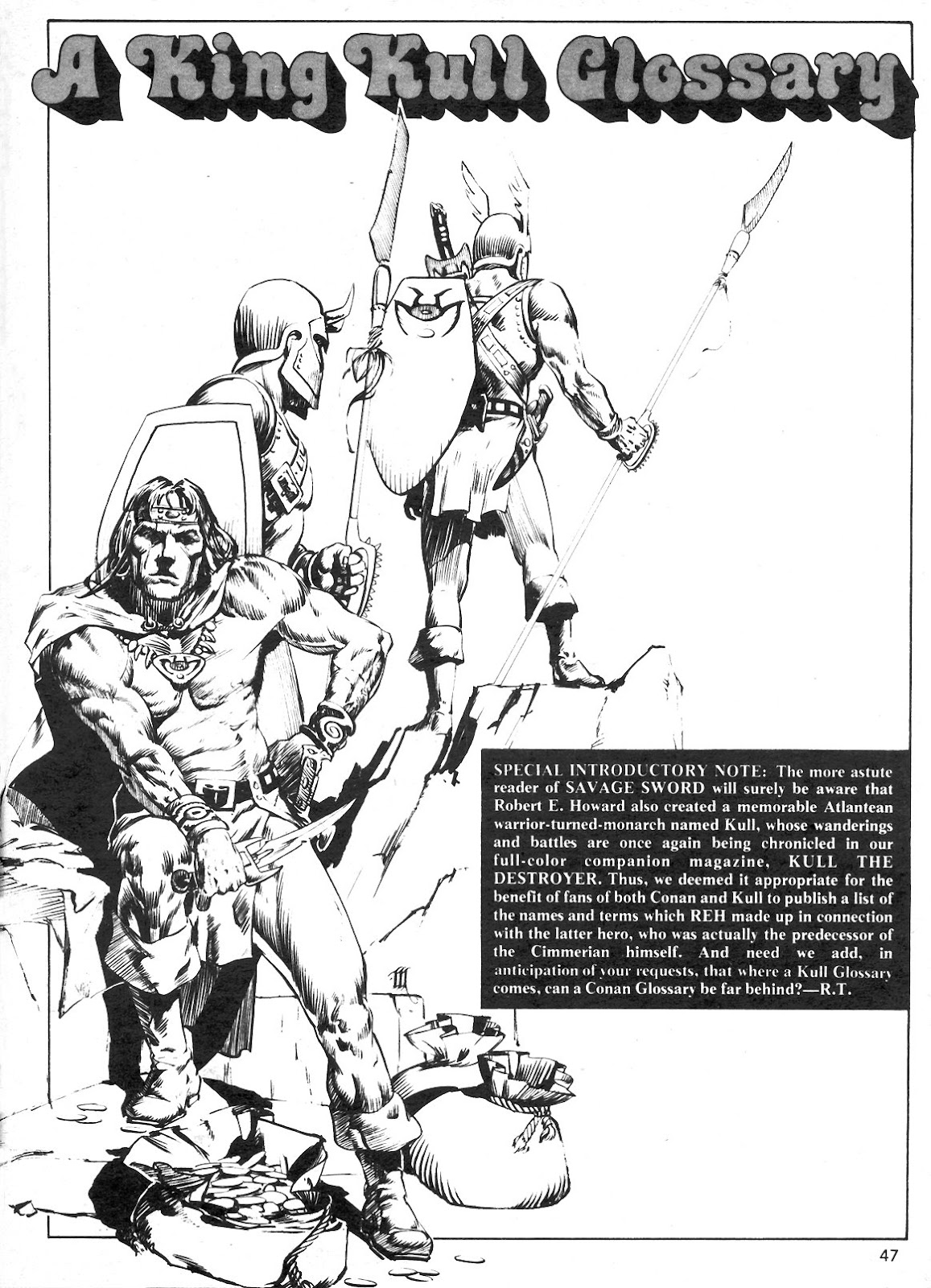The Savage Sword Of Conan Issue #14 #15 - English 46