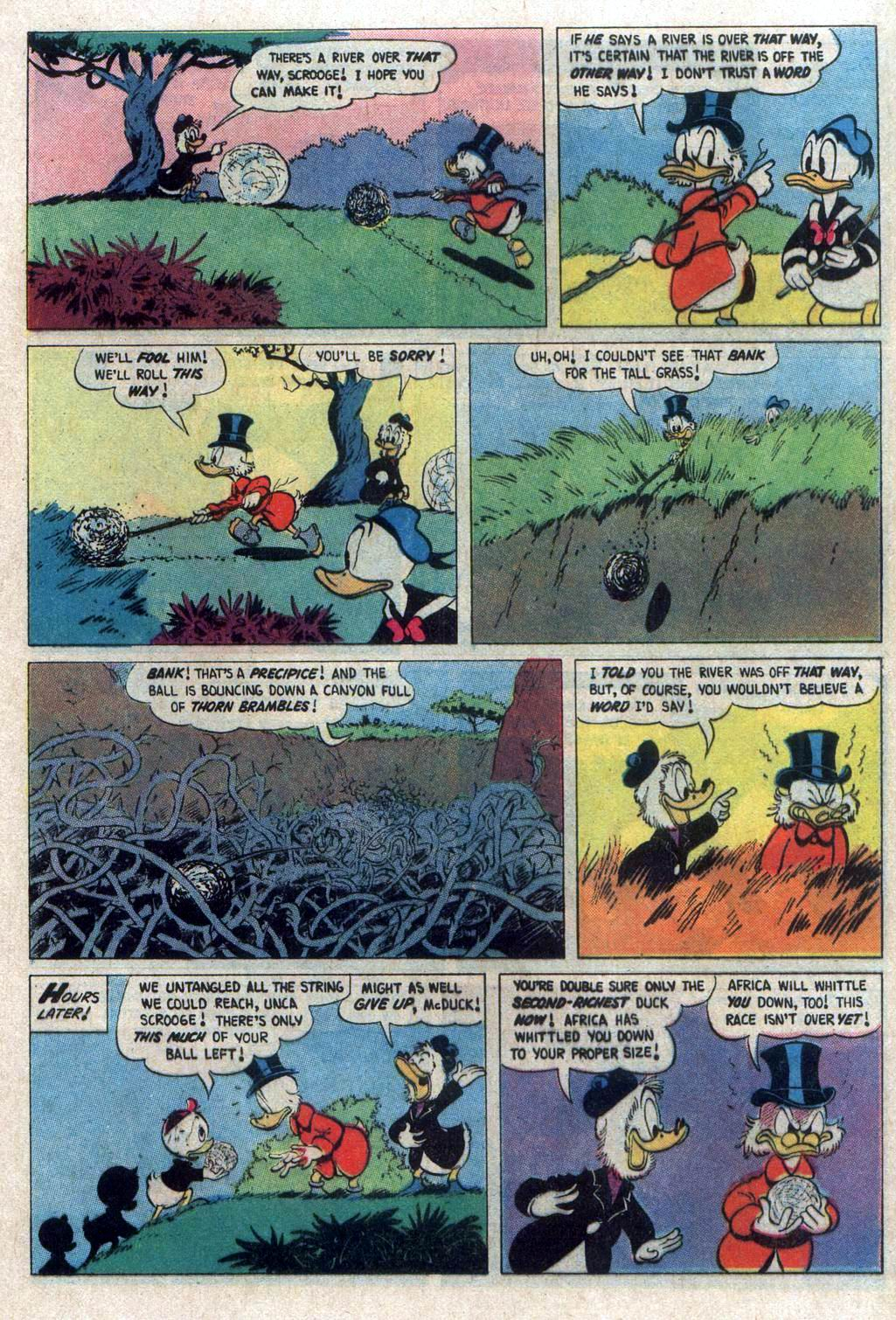 Uncle Scrooge (1953) Issue #160 #160 - English 21