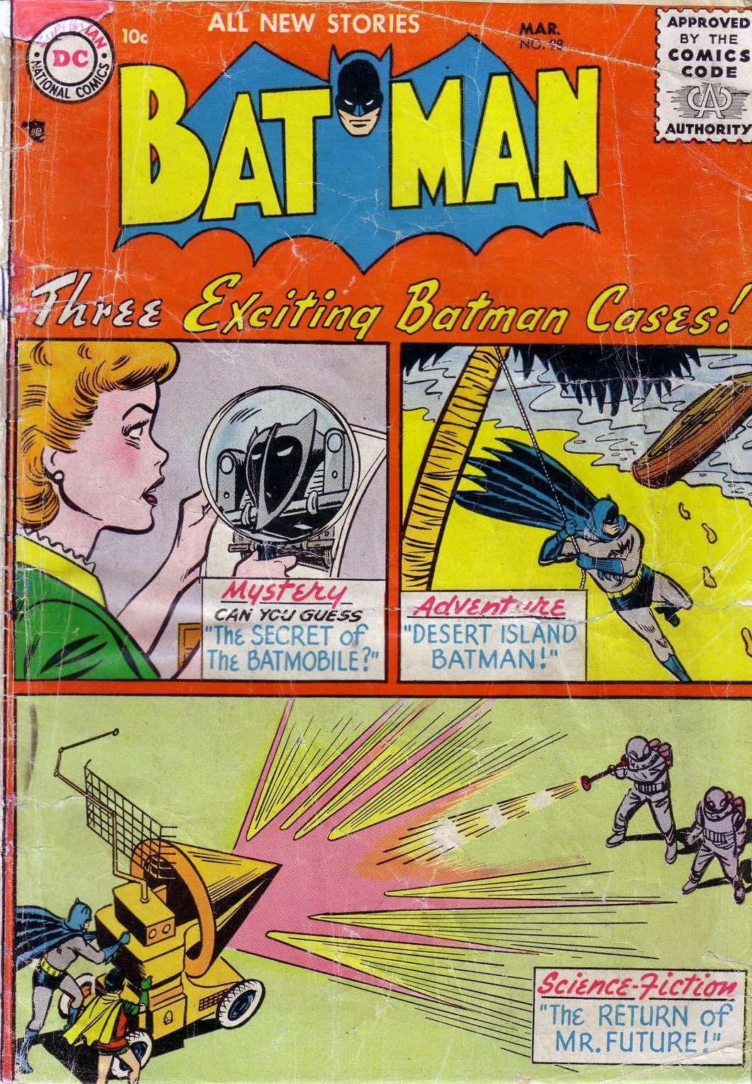 Batman (1940) 98 Page 1