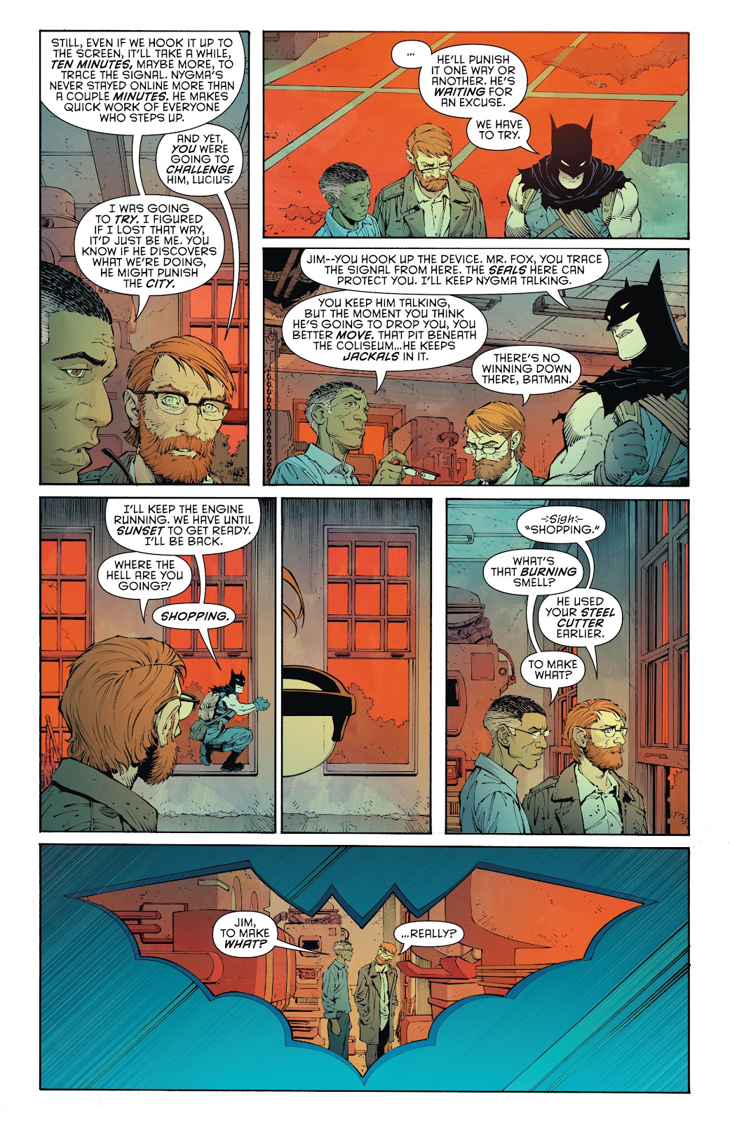 Batman (2011) Issue #31 #50 - English 4